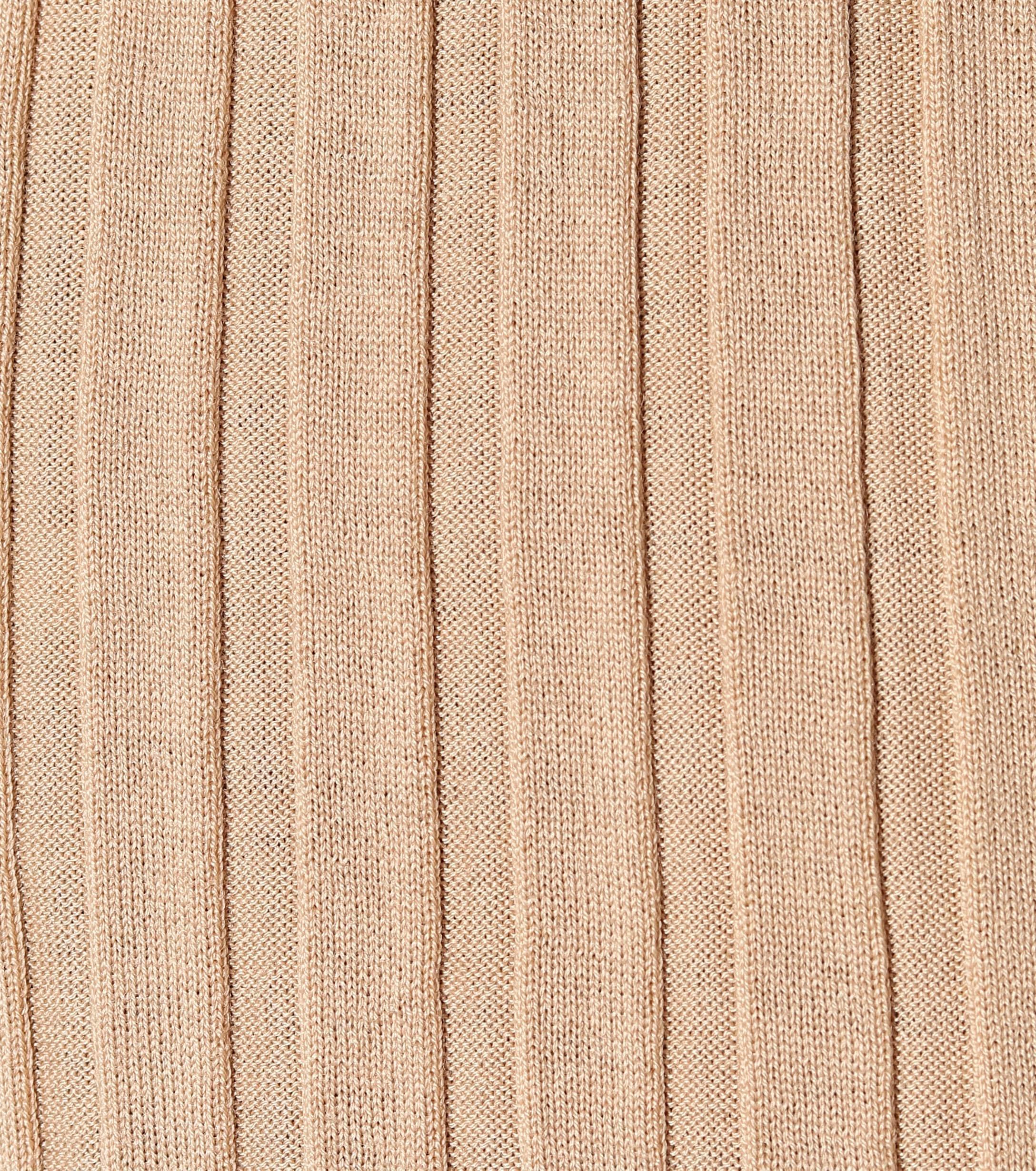 Camiseta sin mangas de lana Helmut Lang de Lana