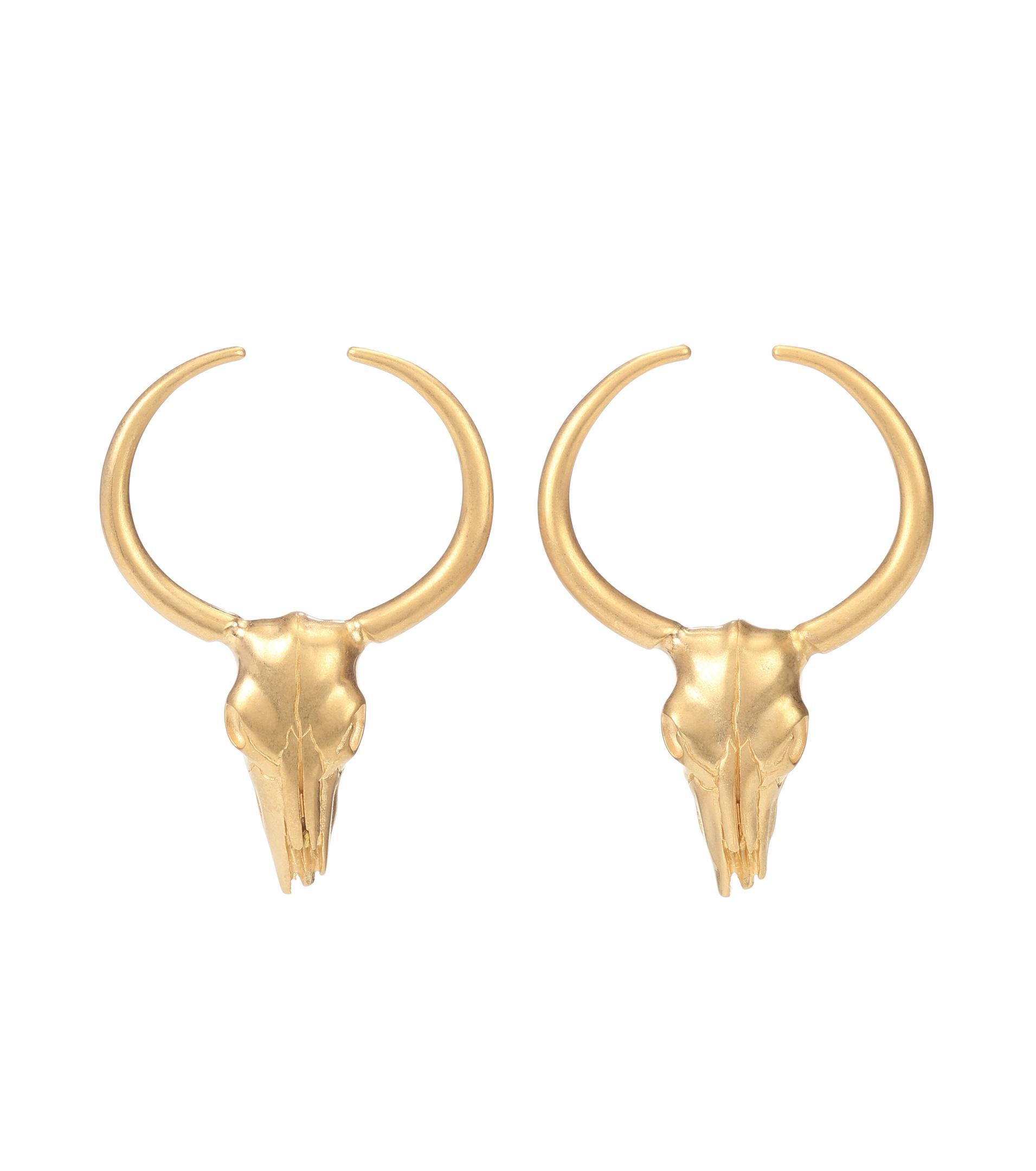 Chloé Hanging loop earrings ismfoV