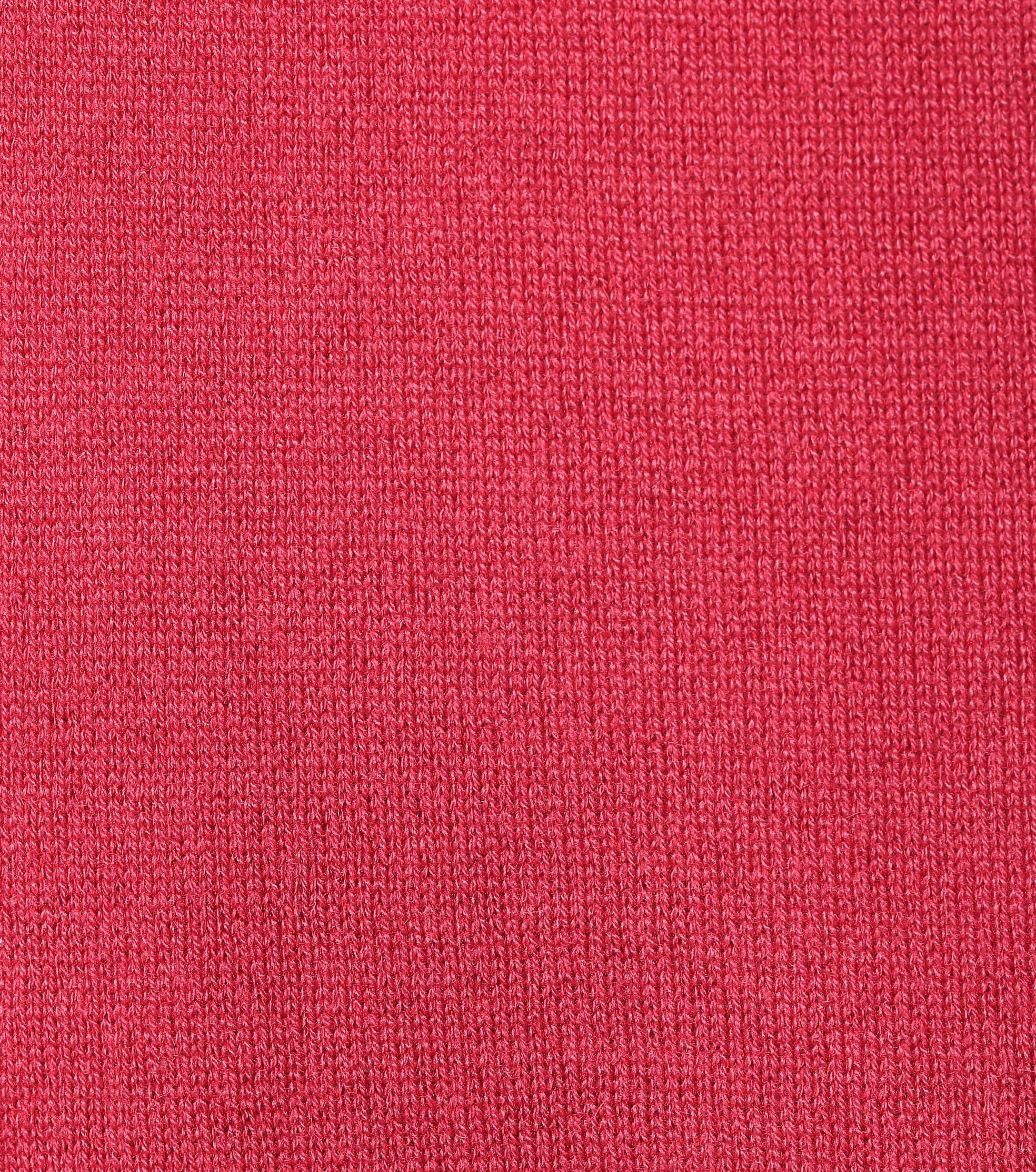 Vestido largo de cachemir Ryan Roche de color Rosa