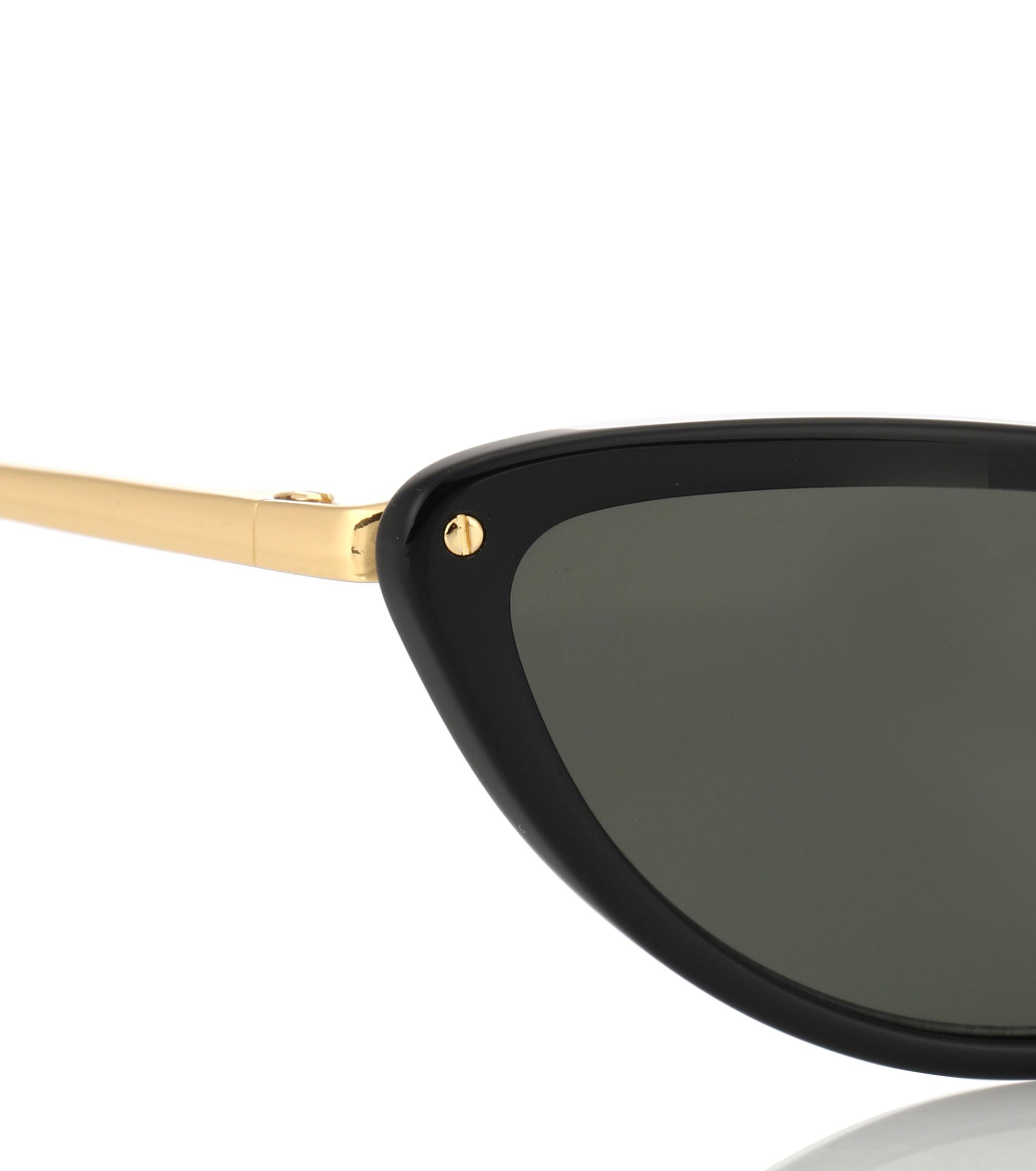C1 Linda Lyst Cat In Sunglasses Farrow Eye 709 Black O6TUw