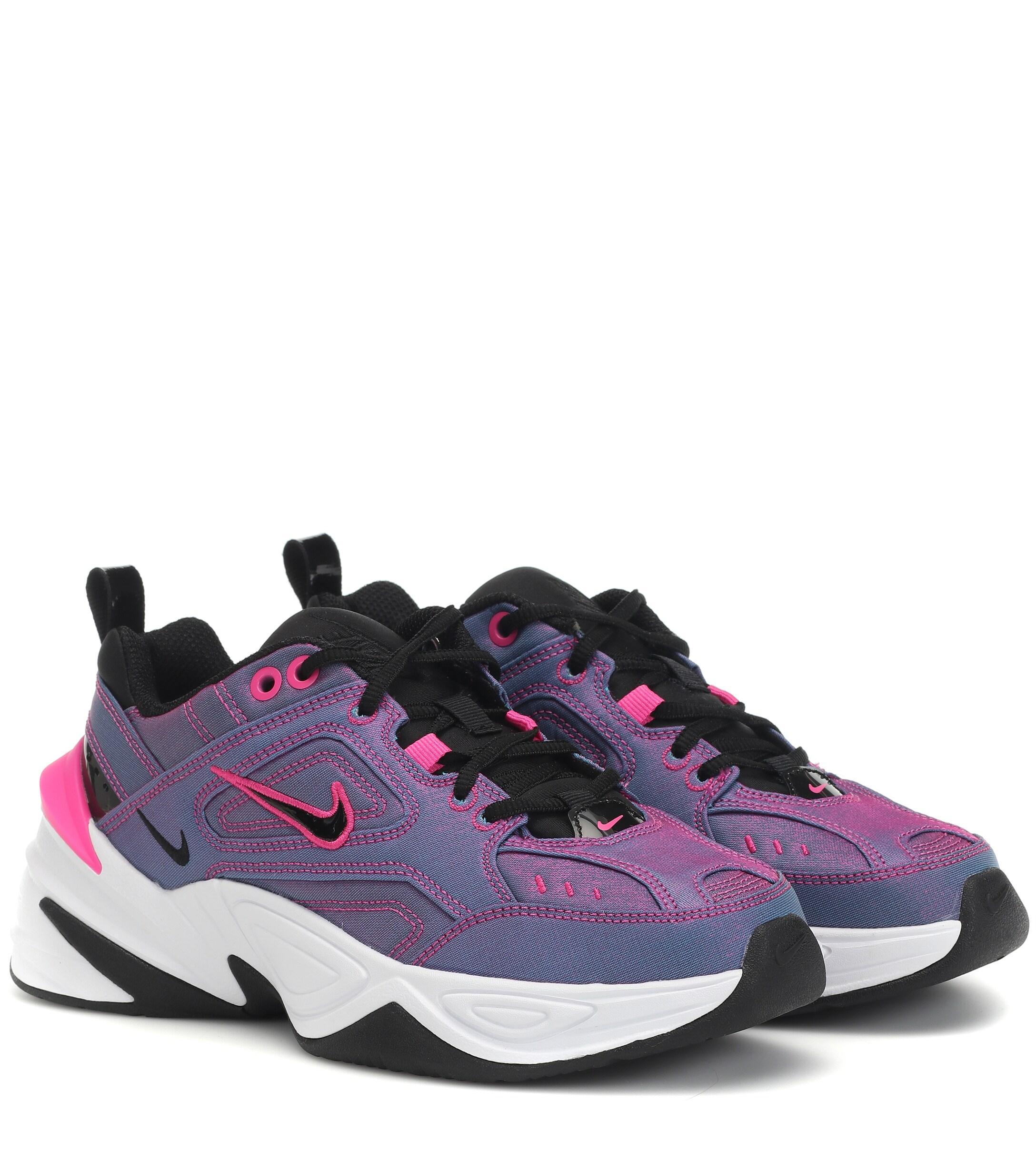 Nike Rubber M2k Tekno Se Shoe in Purple