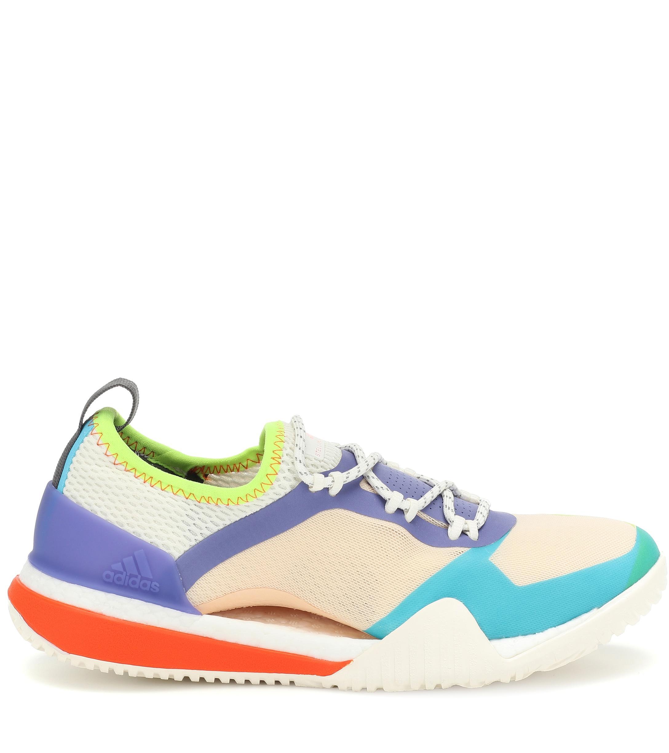 Zapatillas Pureboost X adidas By Stella McCartney de color Azul