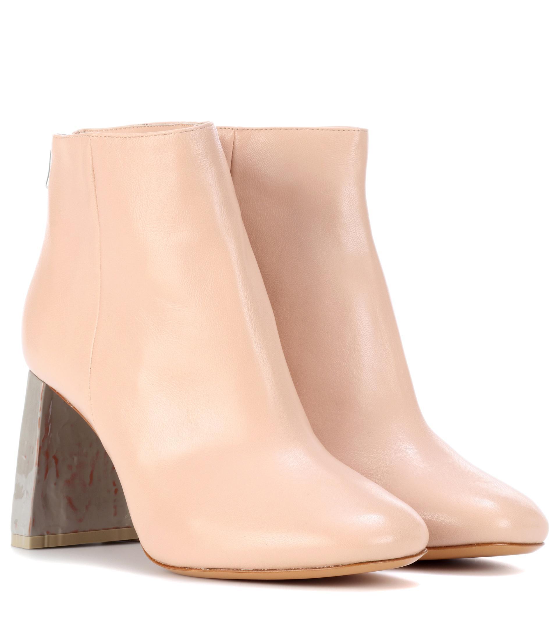 Acne & Grey Claudine Boots cZn4xa
