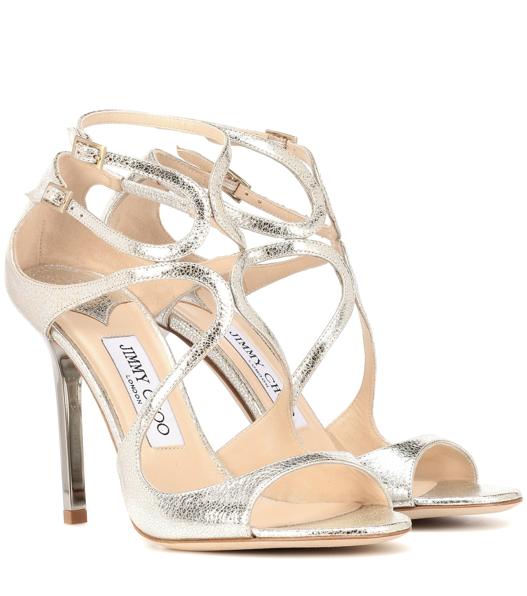 size 40 a6bc4 e48ea jimmy-choo-champagne-Lang-Metallic-Leather-Sandals.jpeg
