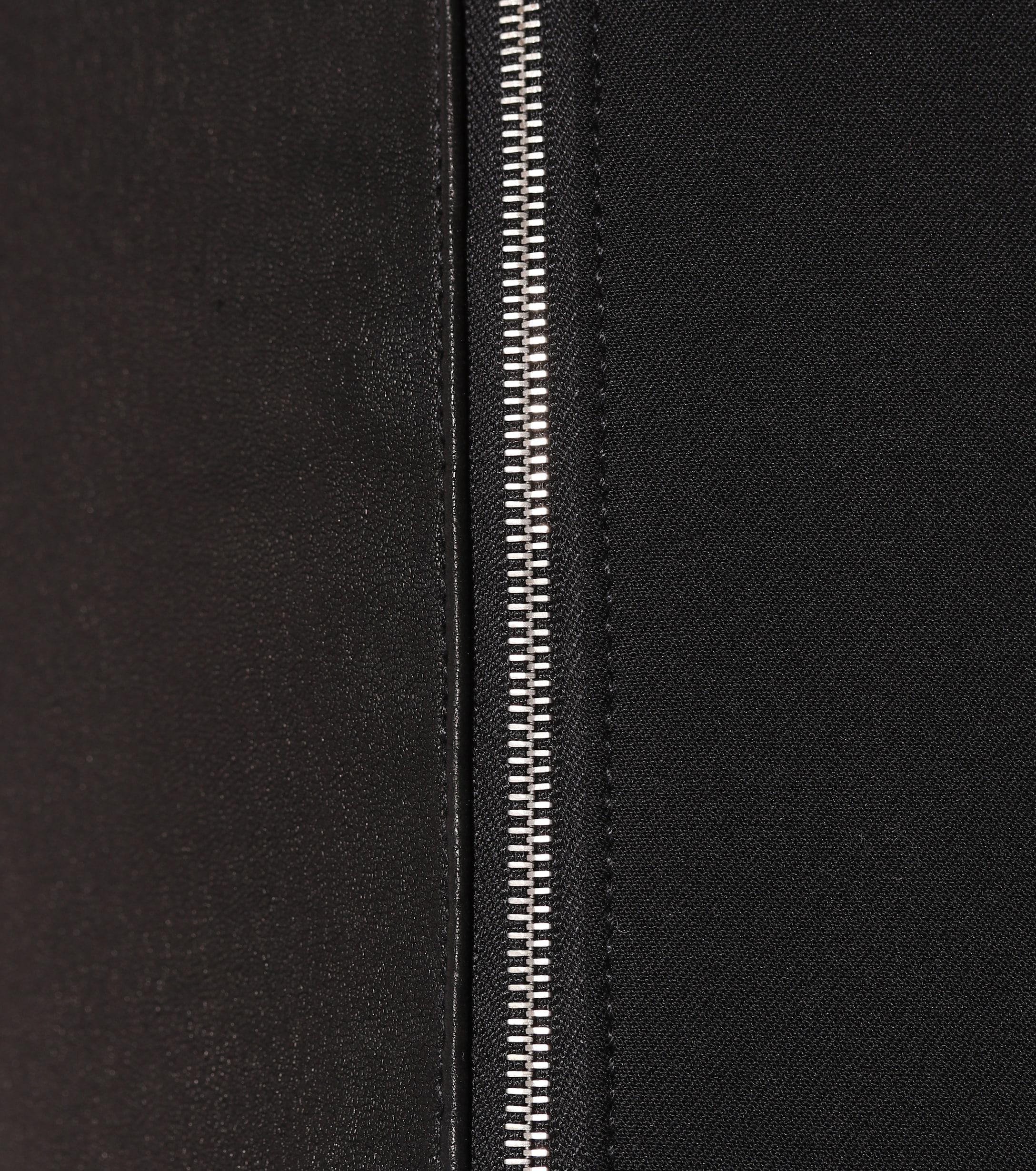 Leggings de piel Marissa Rag & Bone de Cuero de color Negro