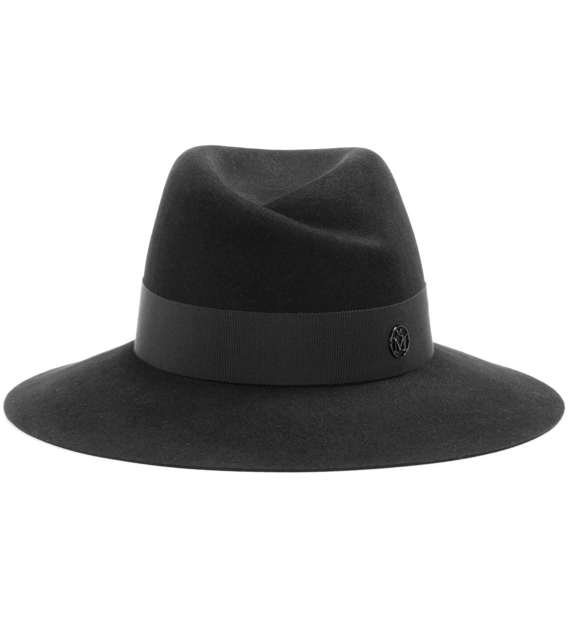 Virginie Structured Form Felt Hat Maison Michel gbQSDwt