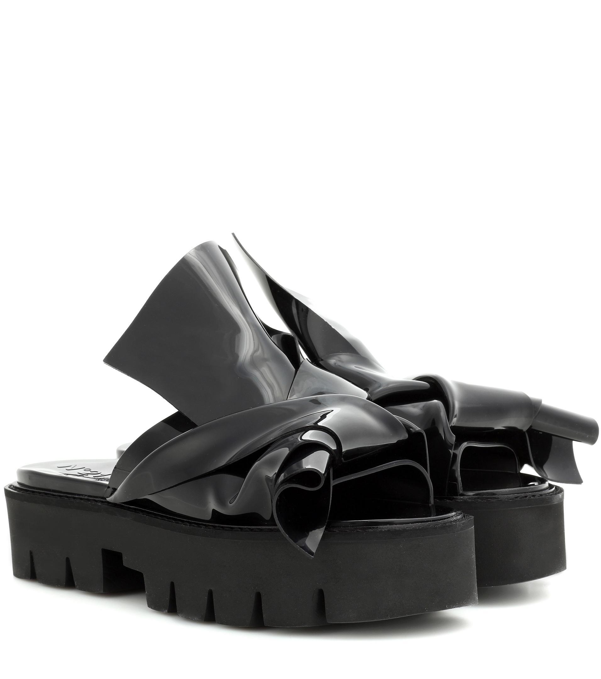 eyelet studded sandals - Black N°21 2sipt