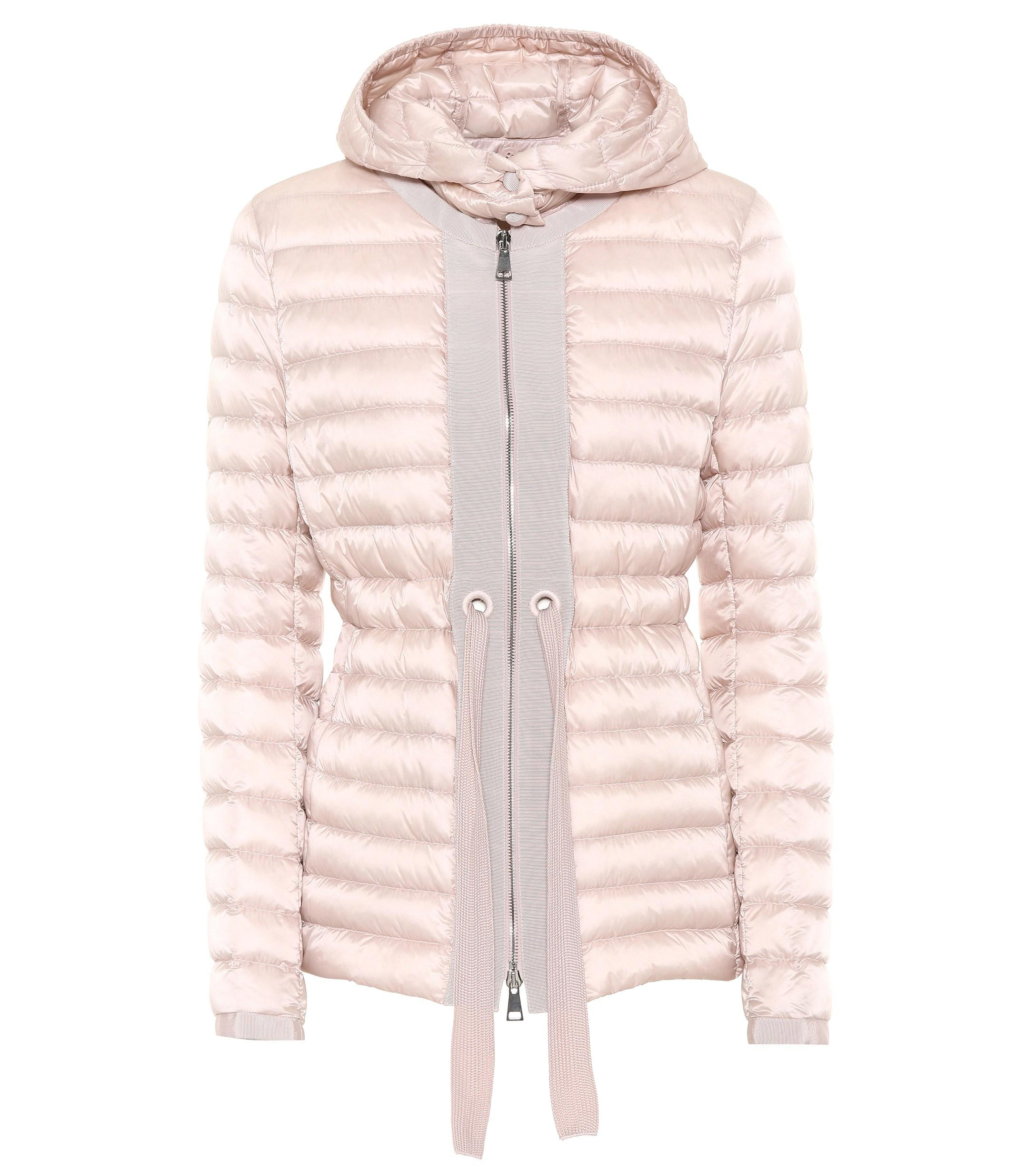 2b0dc7bf641c Lyst - Moncler Periclase Down Jacket in Pink