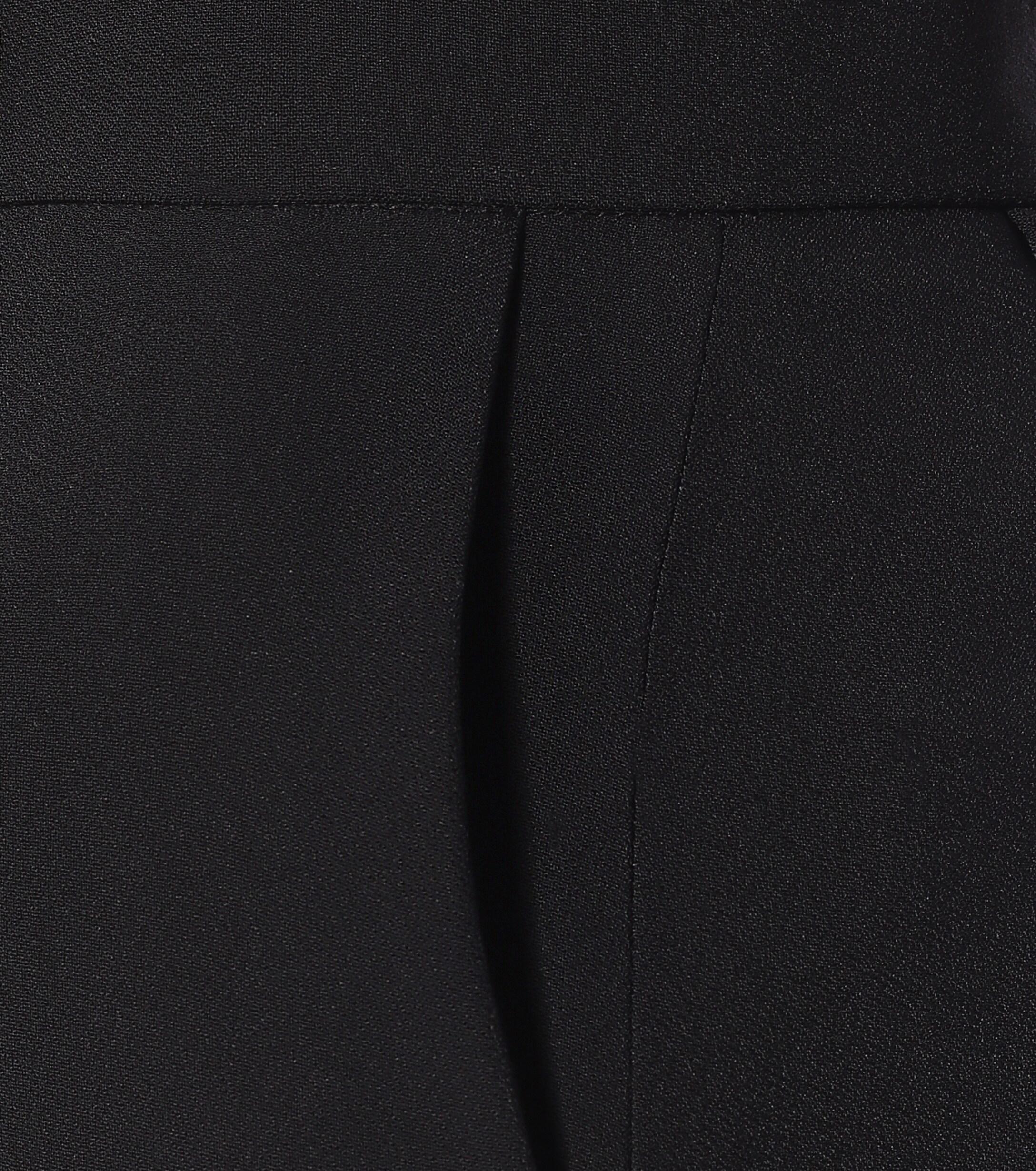 Pantalones rectos Coleman de cady JOSEPH de color Negro