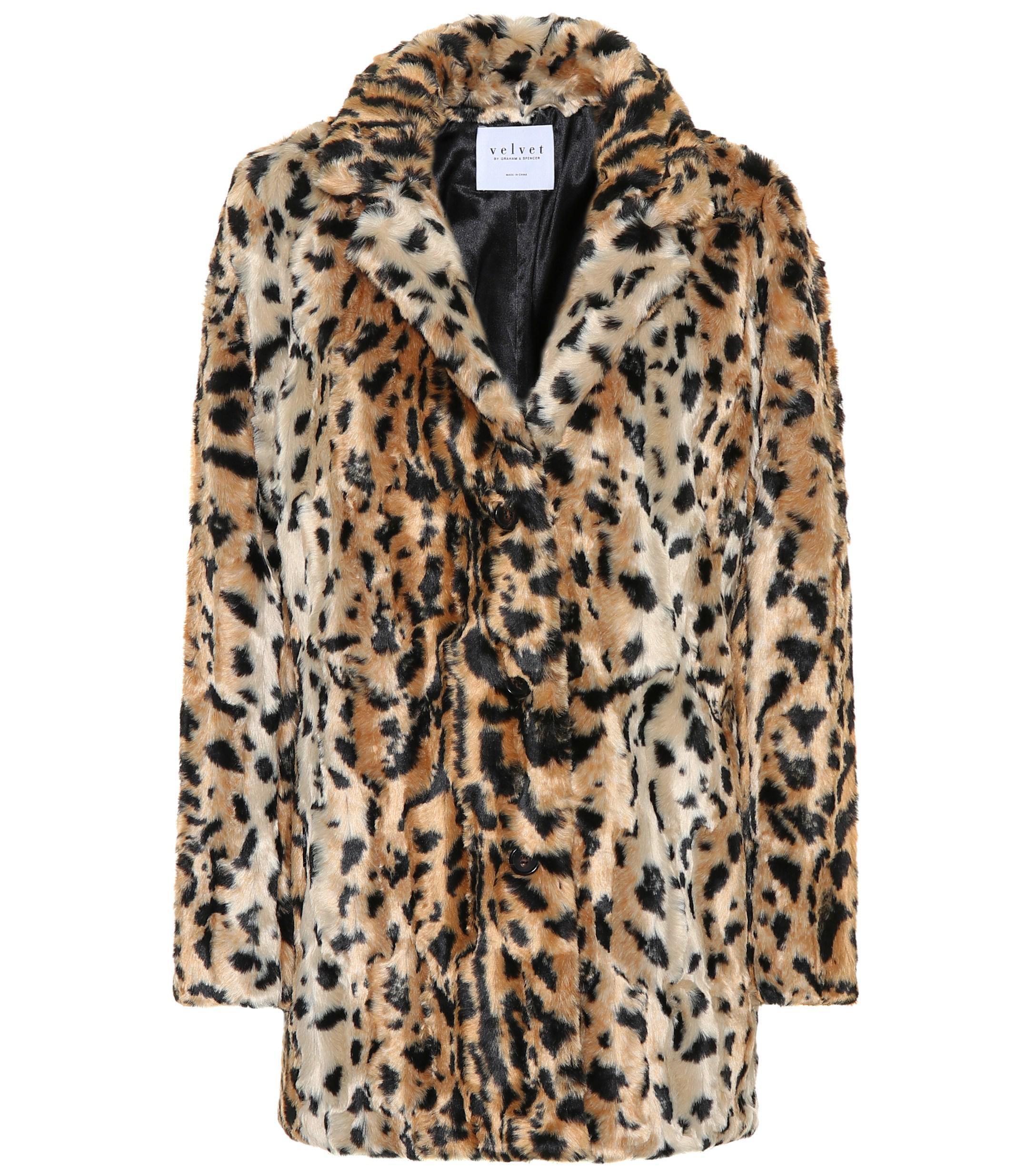 3cfb4dced3fc Velvet. Women's Juliana Faux Fur Jacket