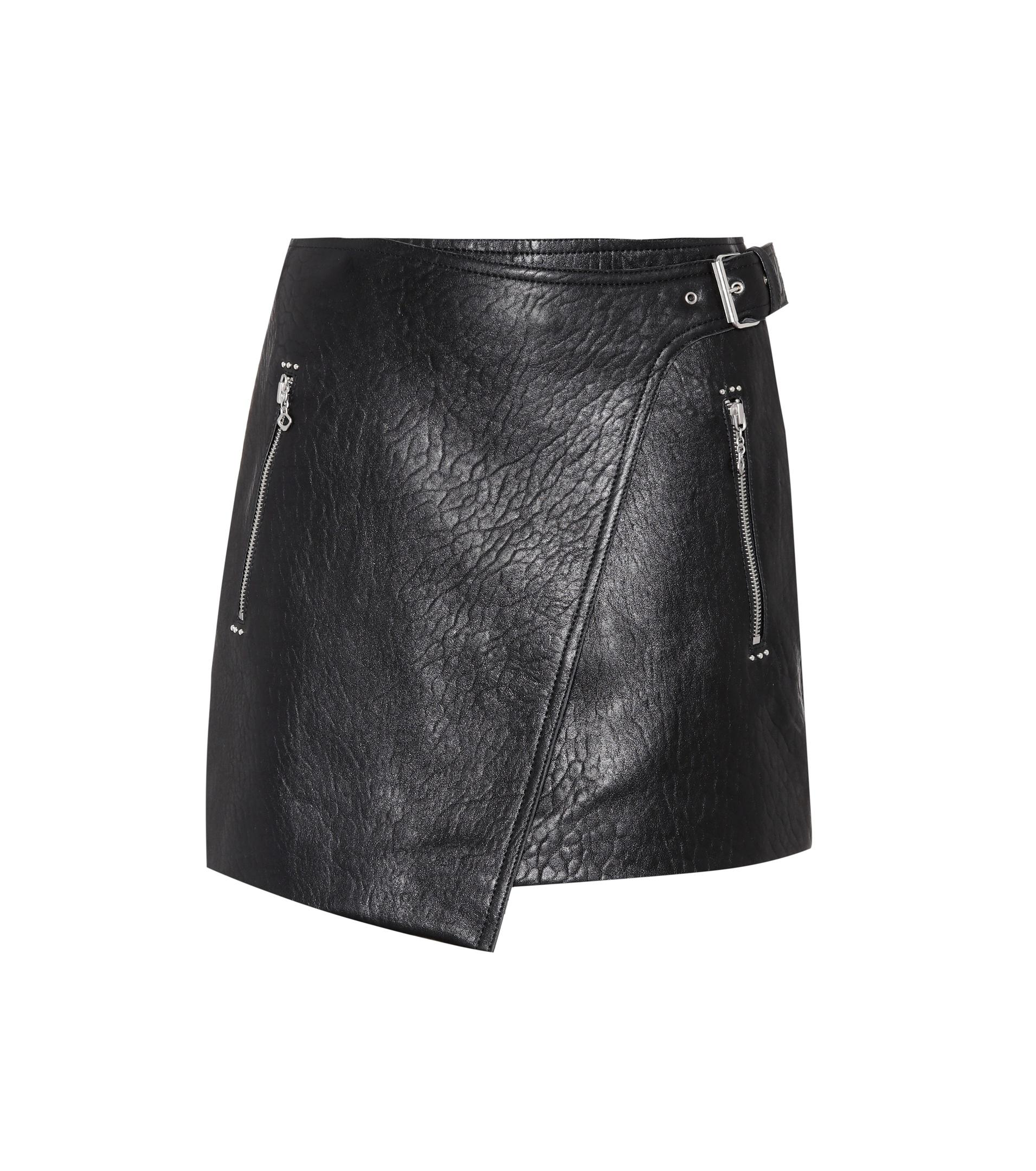 e738142ad5 Gallery. Previously sold at: Mytheresa · Women's Leather Skirts ...
