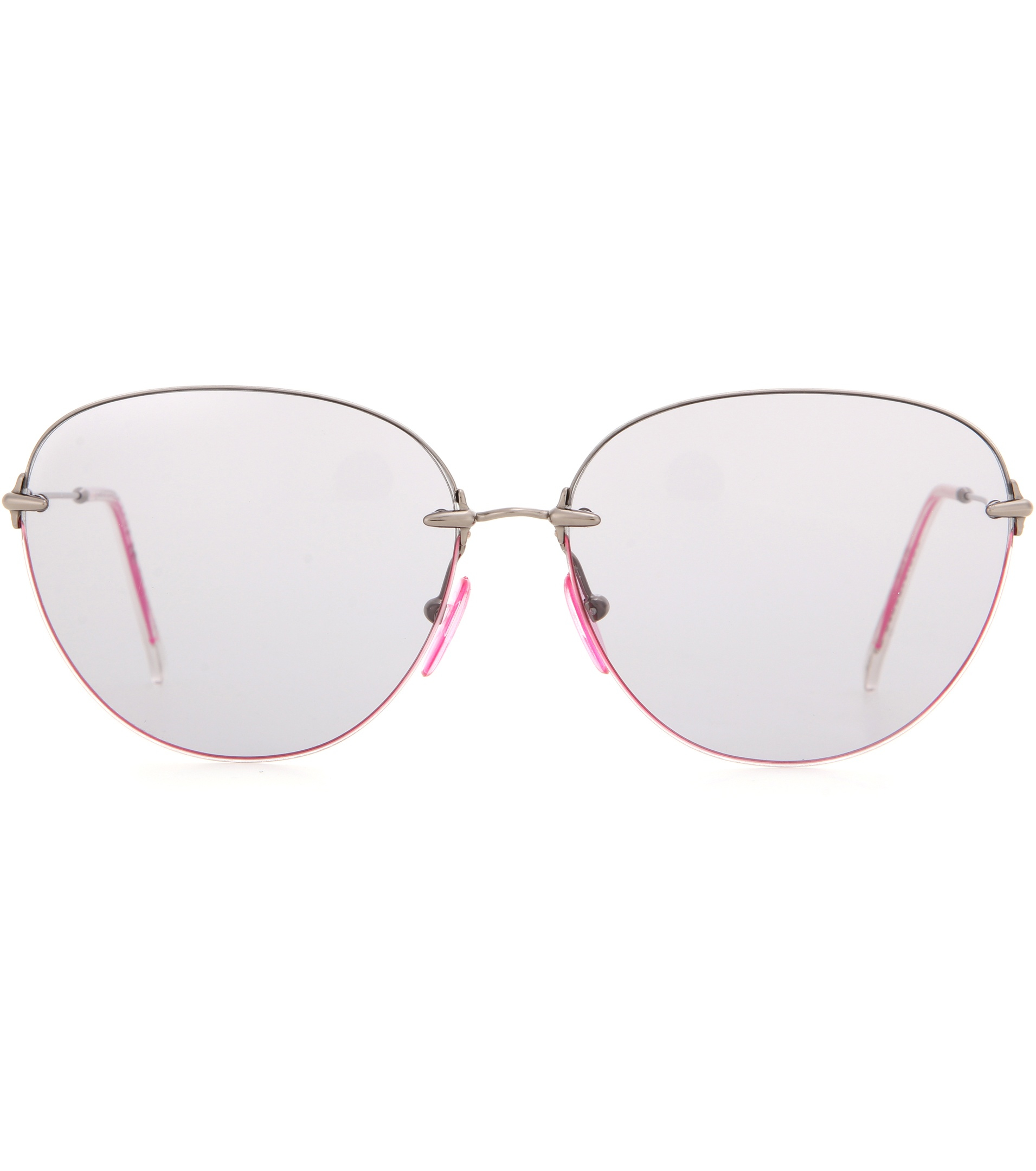 Christopher Kane Ck0002s Sunglasses In Pink Lyst