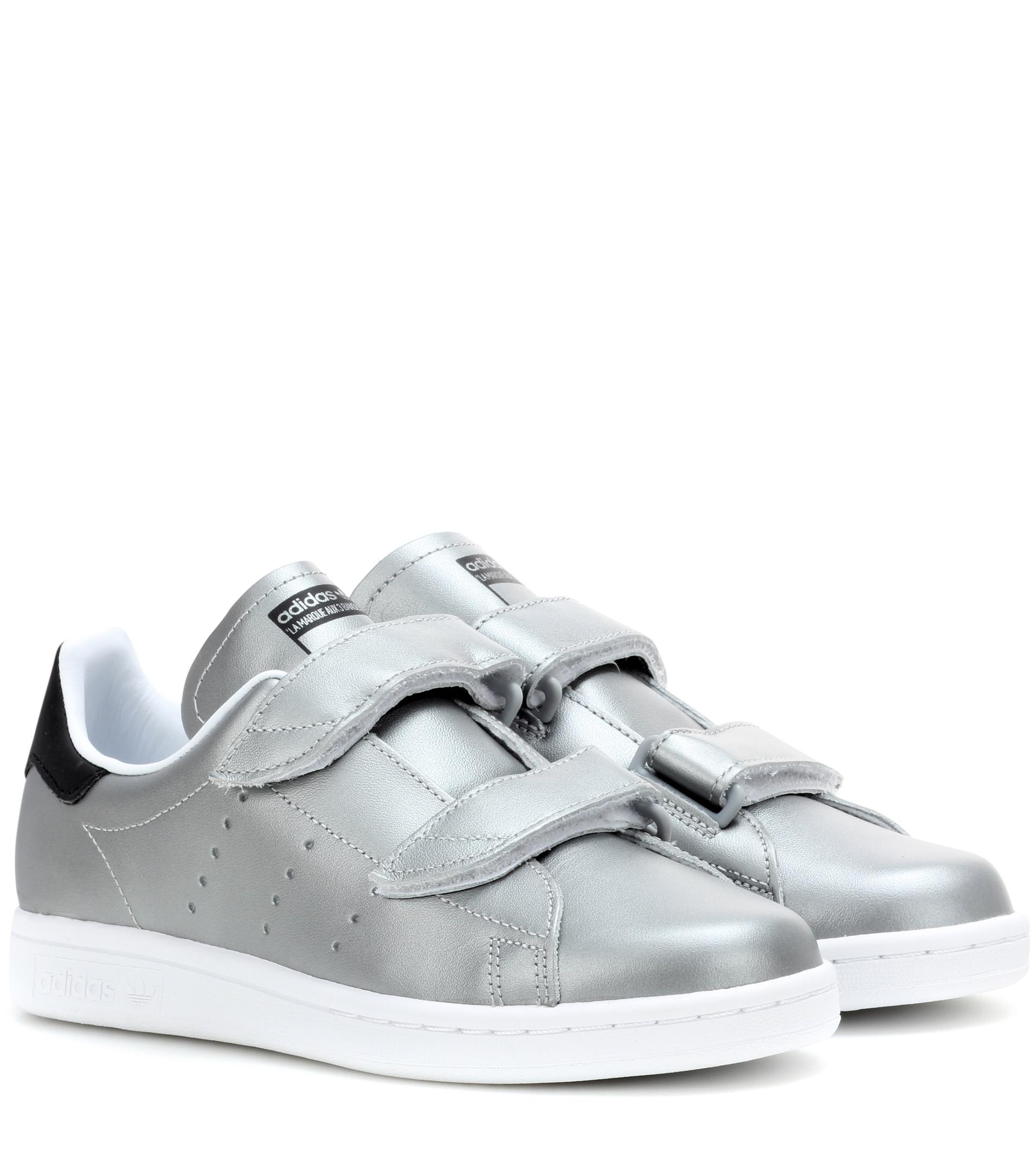 superior quality coupon codes temperament shoes Stan Smith Fast Leather Sneakers