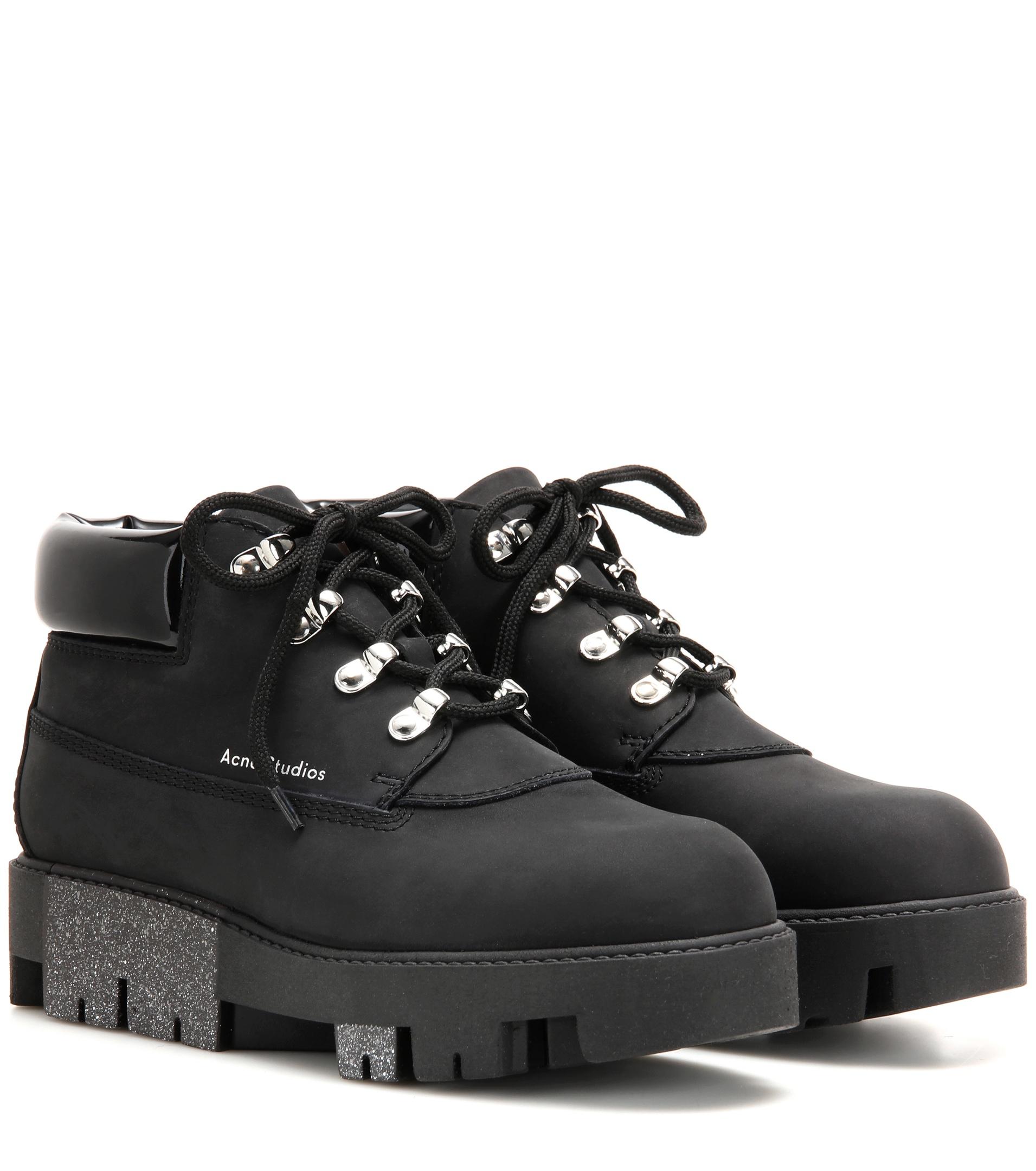 acne tinne boots
