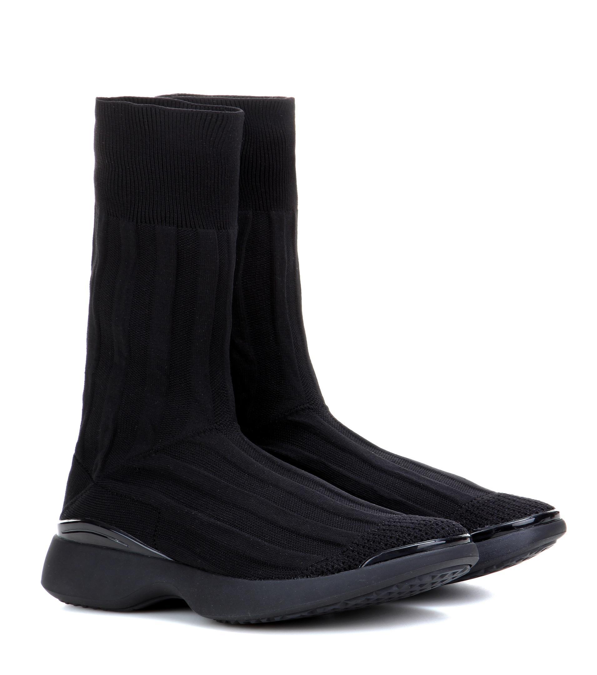 Acne Studios Batilda Sock Sneakers in