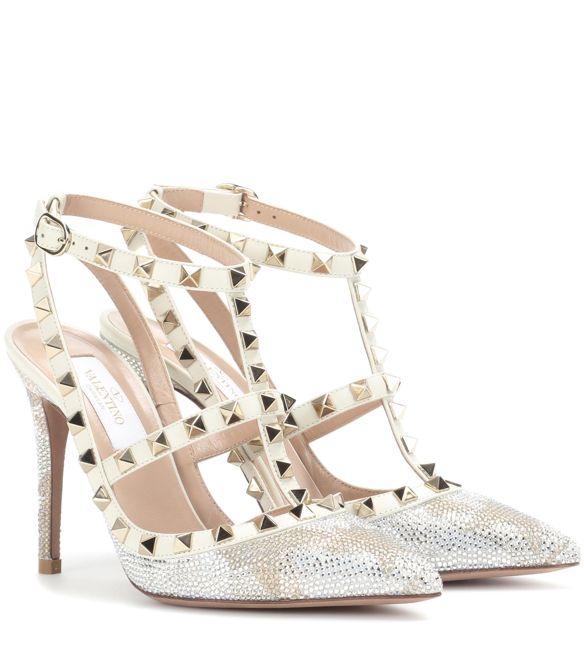 665e63f2487d Valentino Shoes Silver