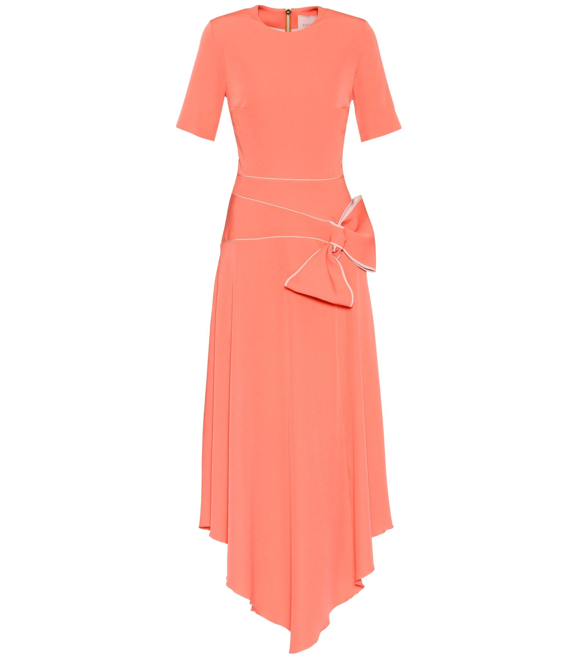 Roksanda Arendal Dress In Pink Lyst