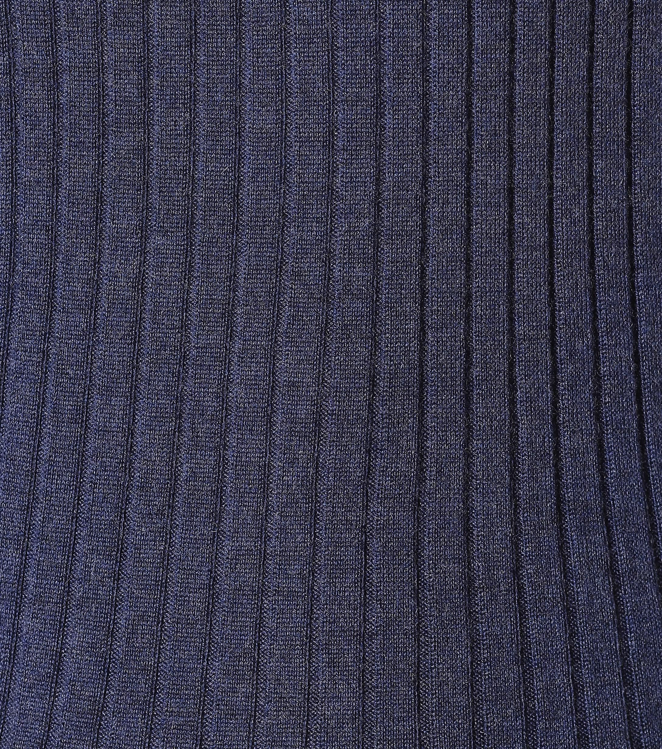 Top de cachemir Victoria Beckham de color Azul