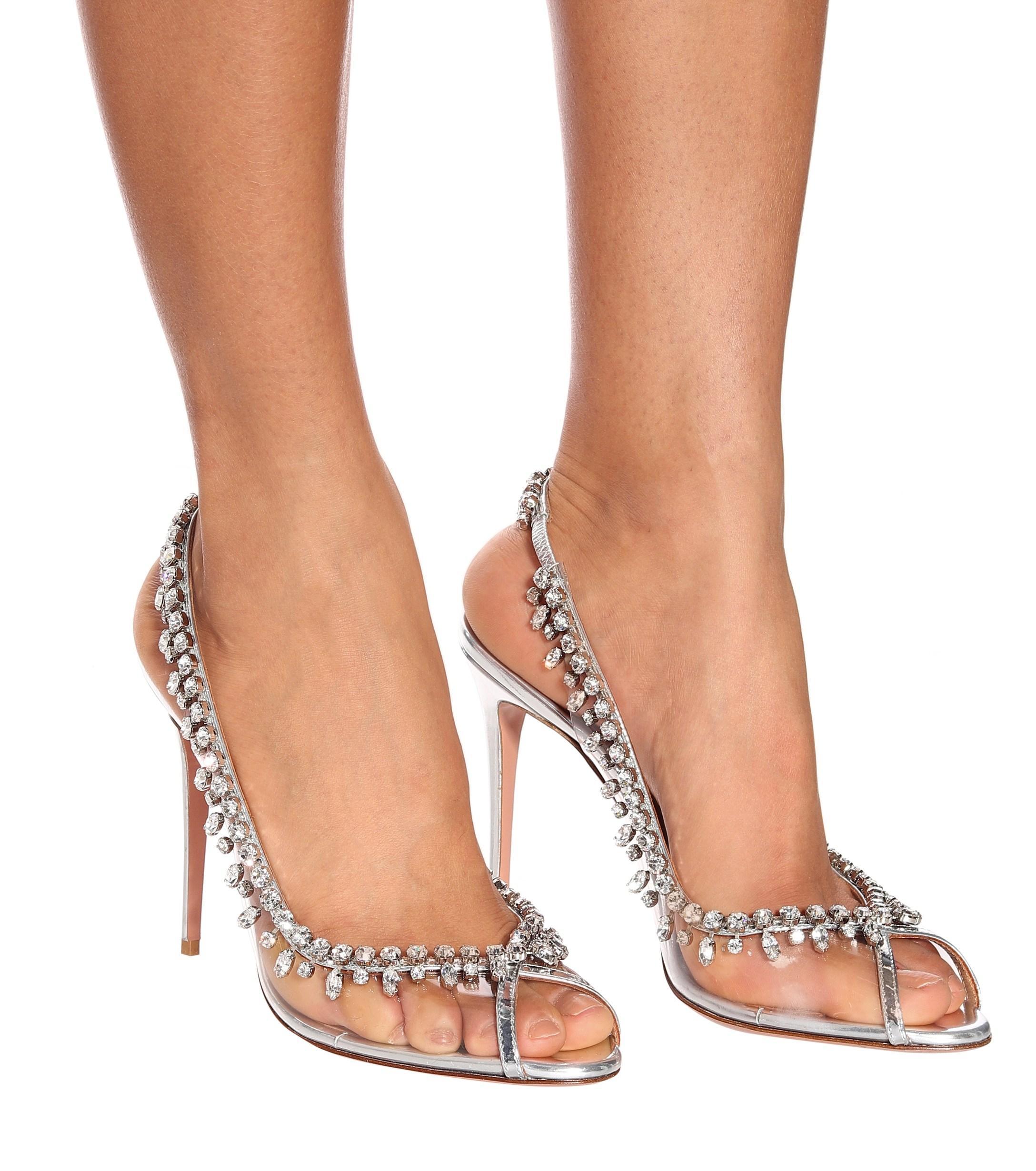 los angeles best online first look Temptation 105 Embellished Sandals