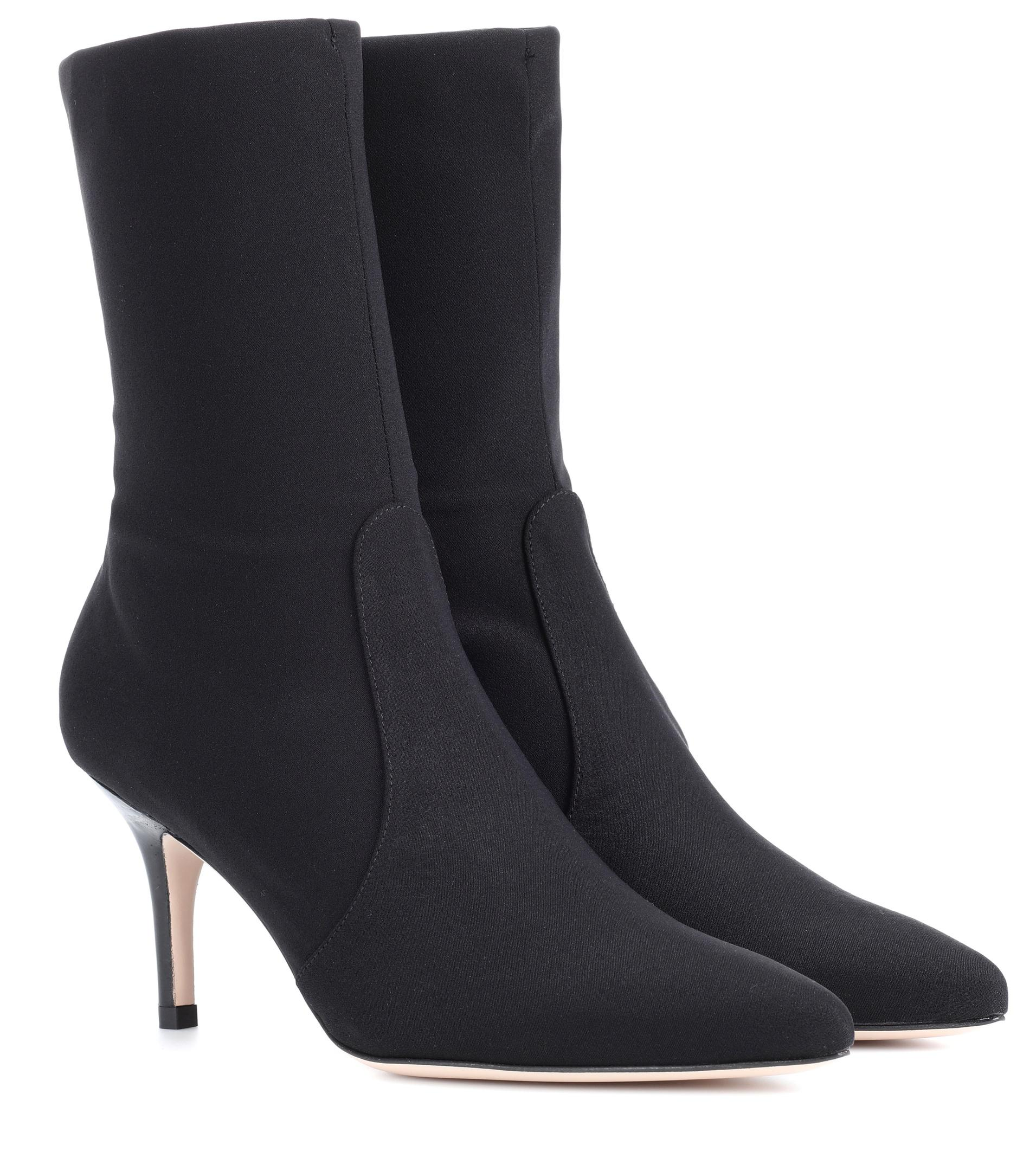 Stuart Weitzman Axiom Pinnacle ankle boots XYNkR9U