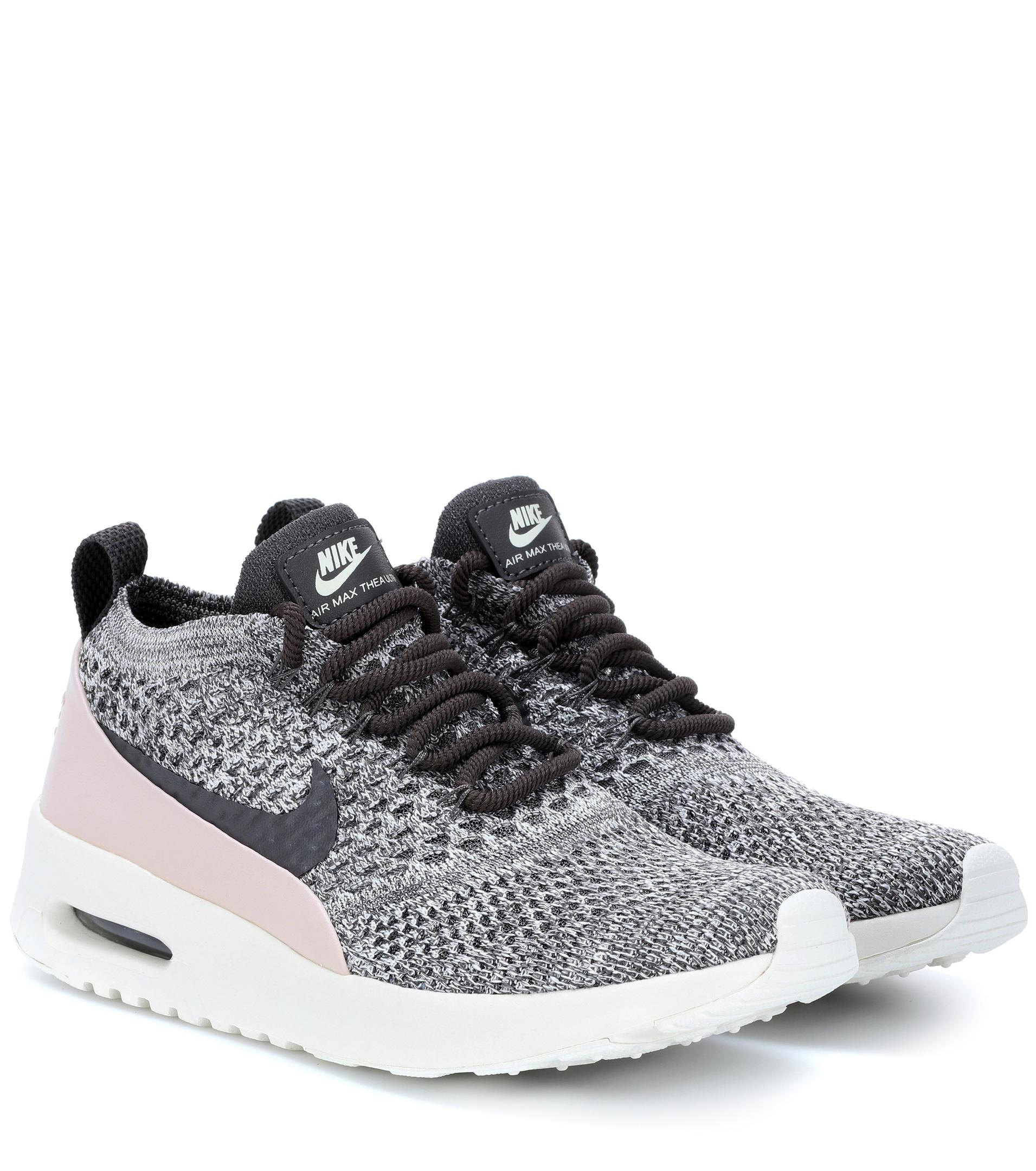 nike que max thea ultra flyknit