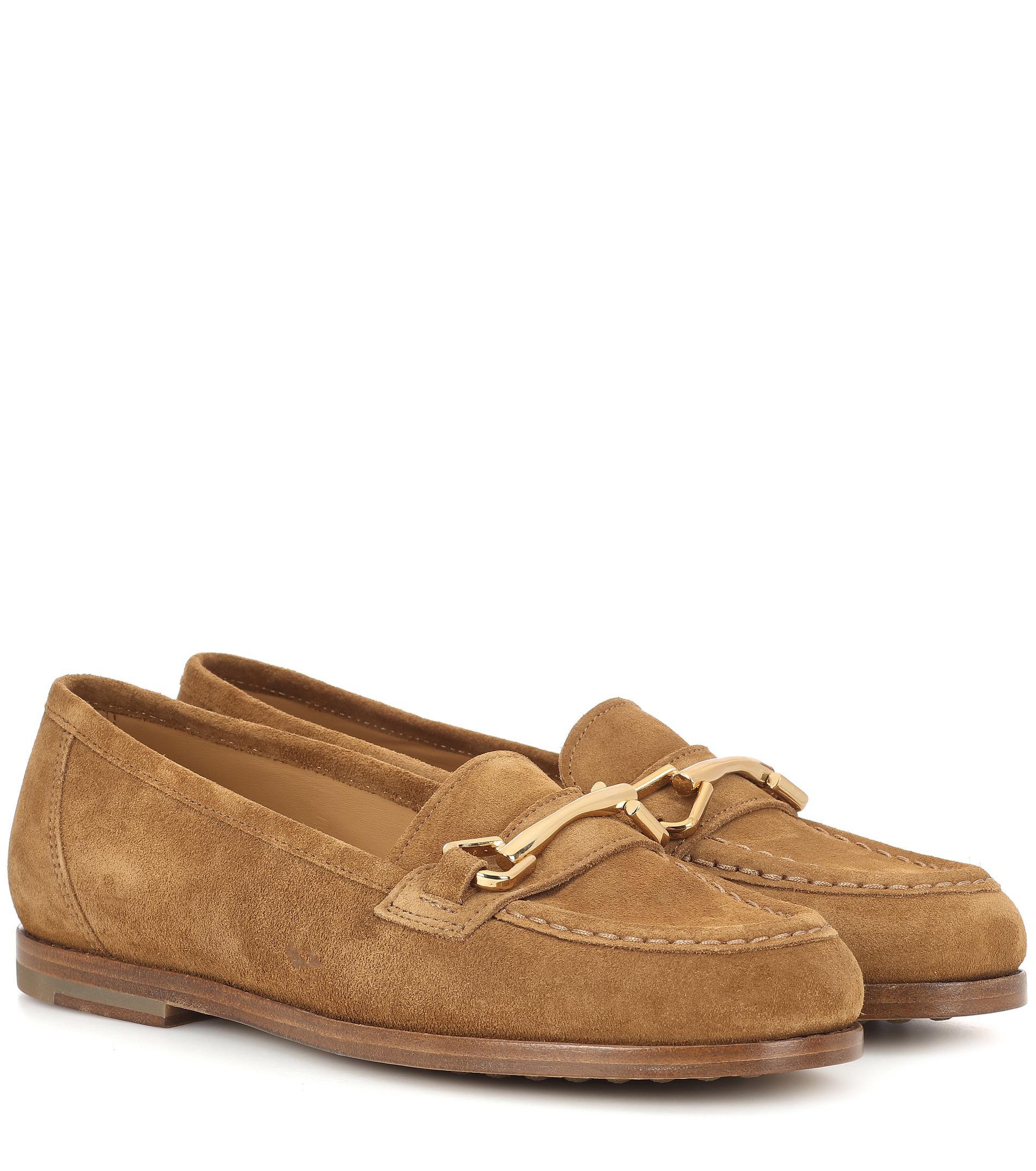 A.P.C Daisy suede loafers Cheap Shop Cheap Reliable Sale Wiki rXR3x