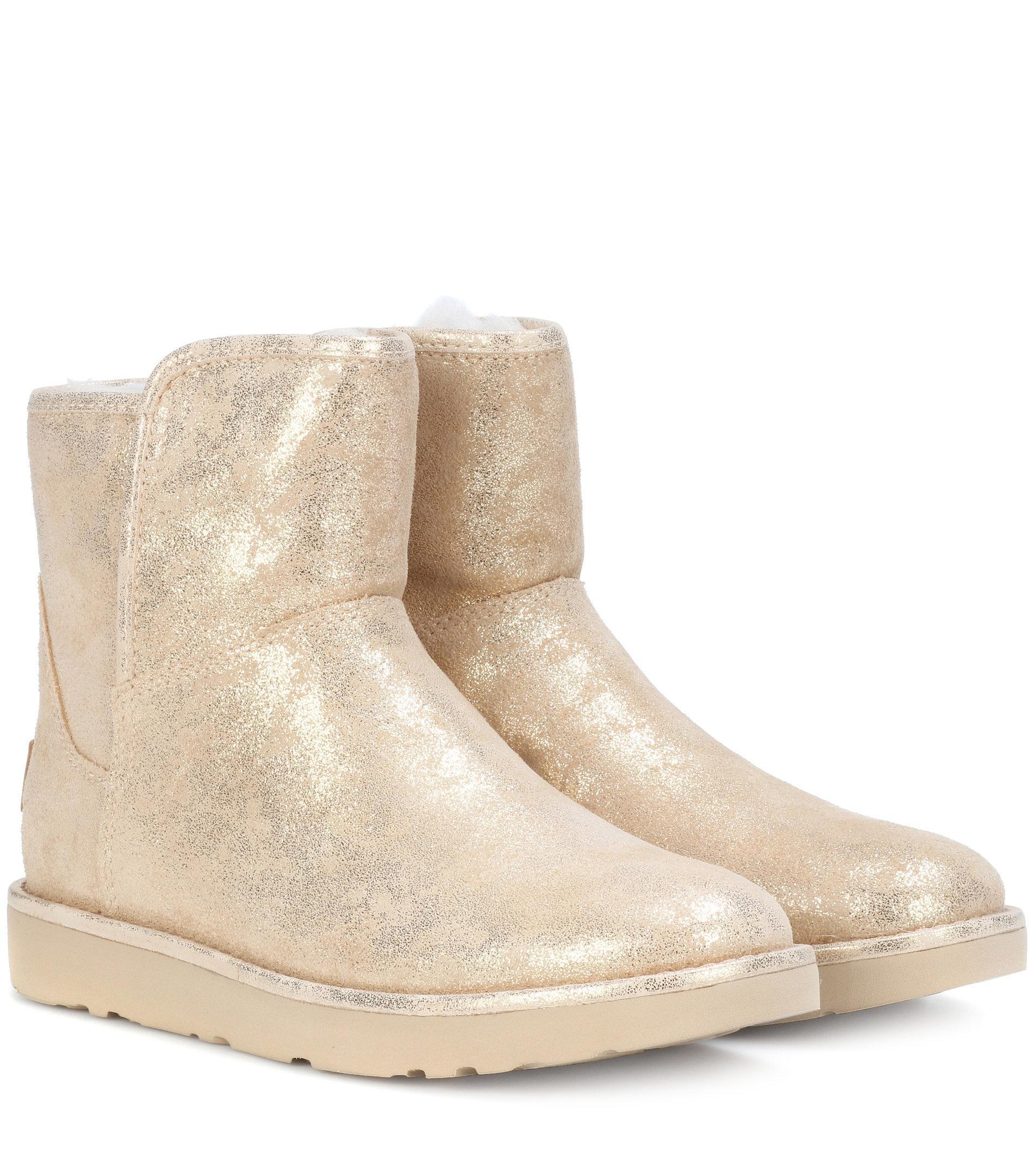 b86cbf92e03 Women's Metallic Abree Mini Stardust Ankle Boots