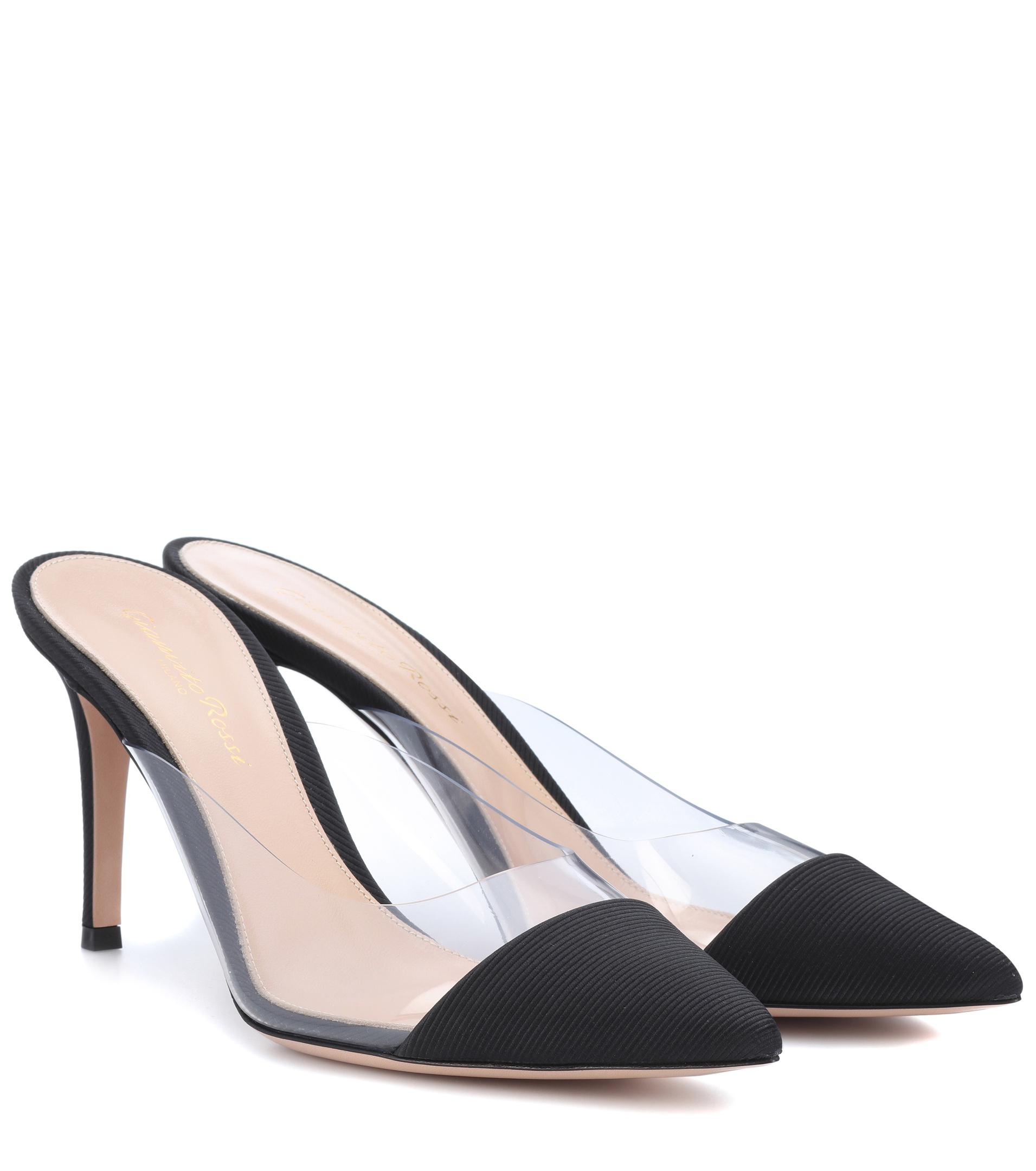 varnished pointed pumps - Black Gianvito Rossi 4wyfxloi9