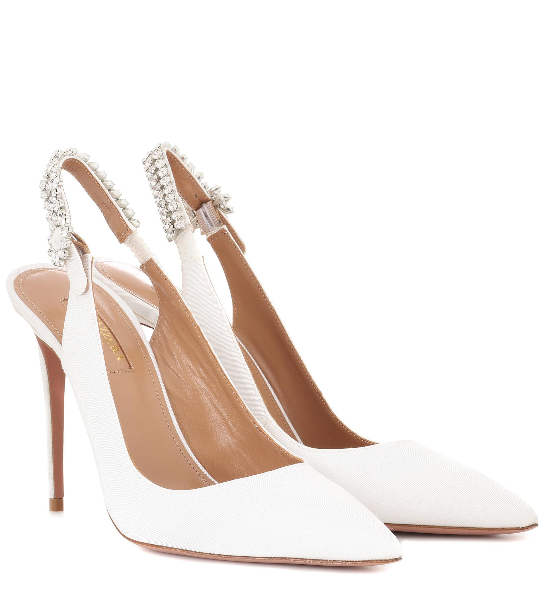 Portrait Of A Lady 105 Pumps in White