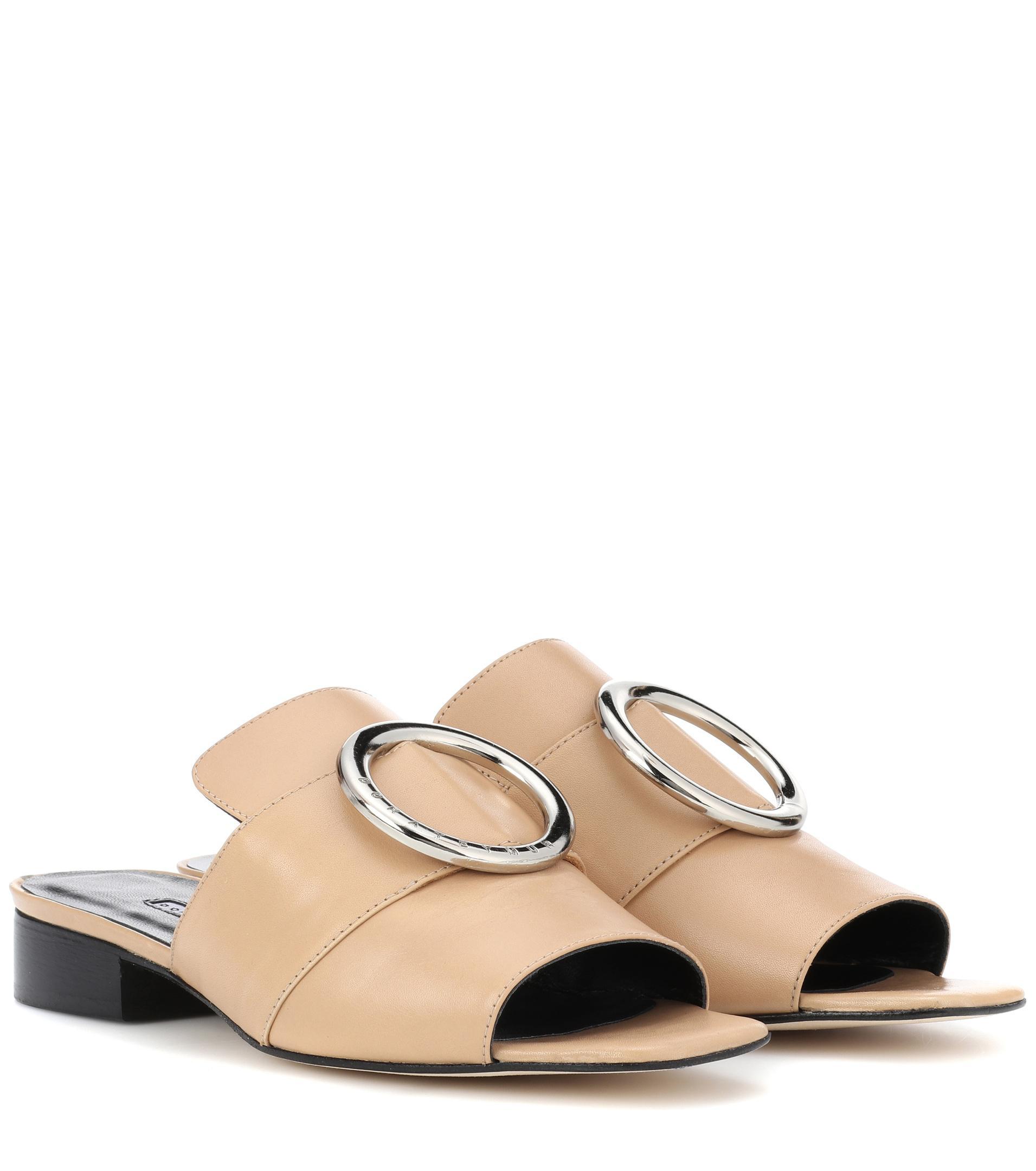 Harput leather sandals DORATEYMUR 4izFp