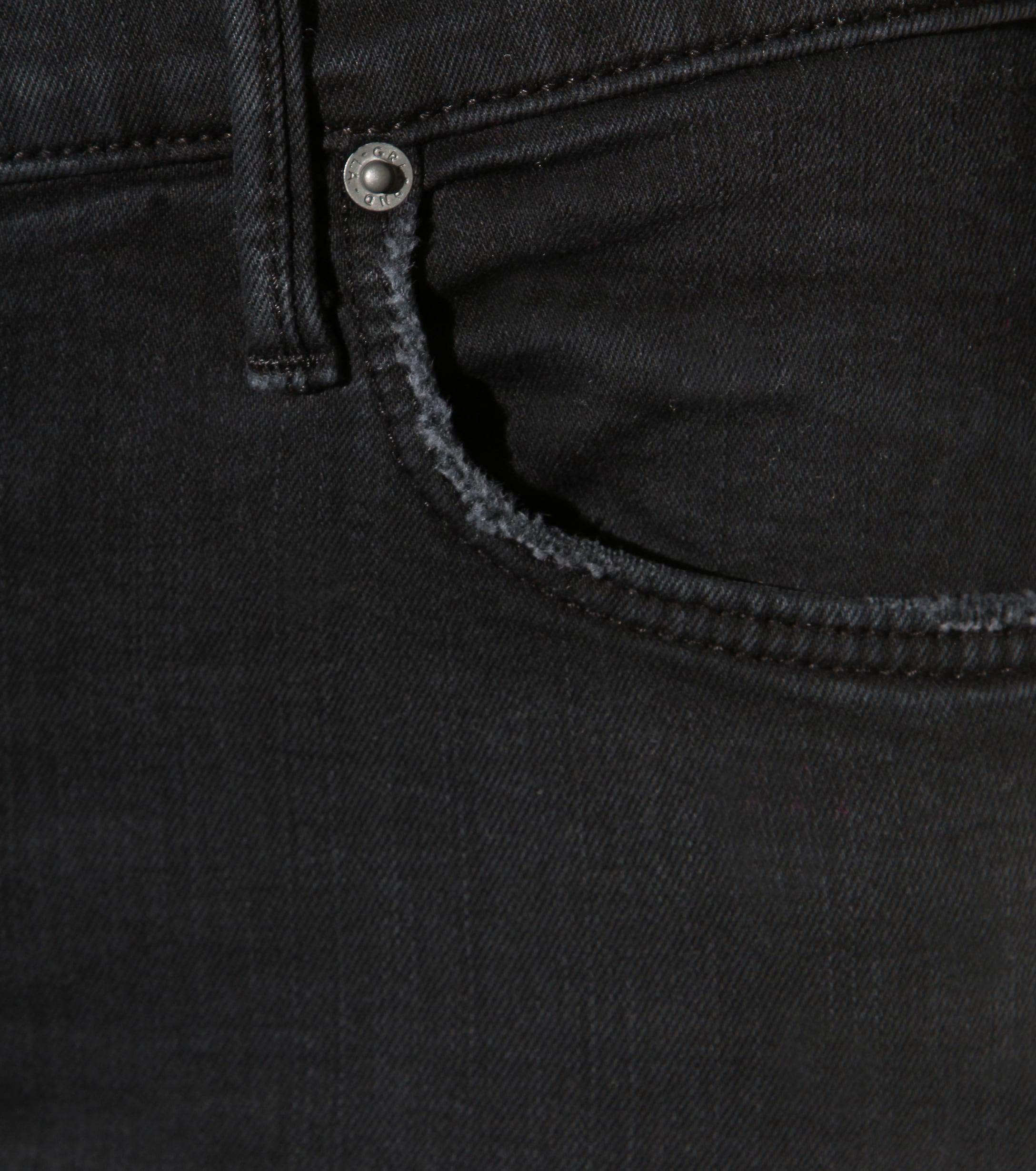 GRLFRND Denim Candice Skinny Jeans in Black