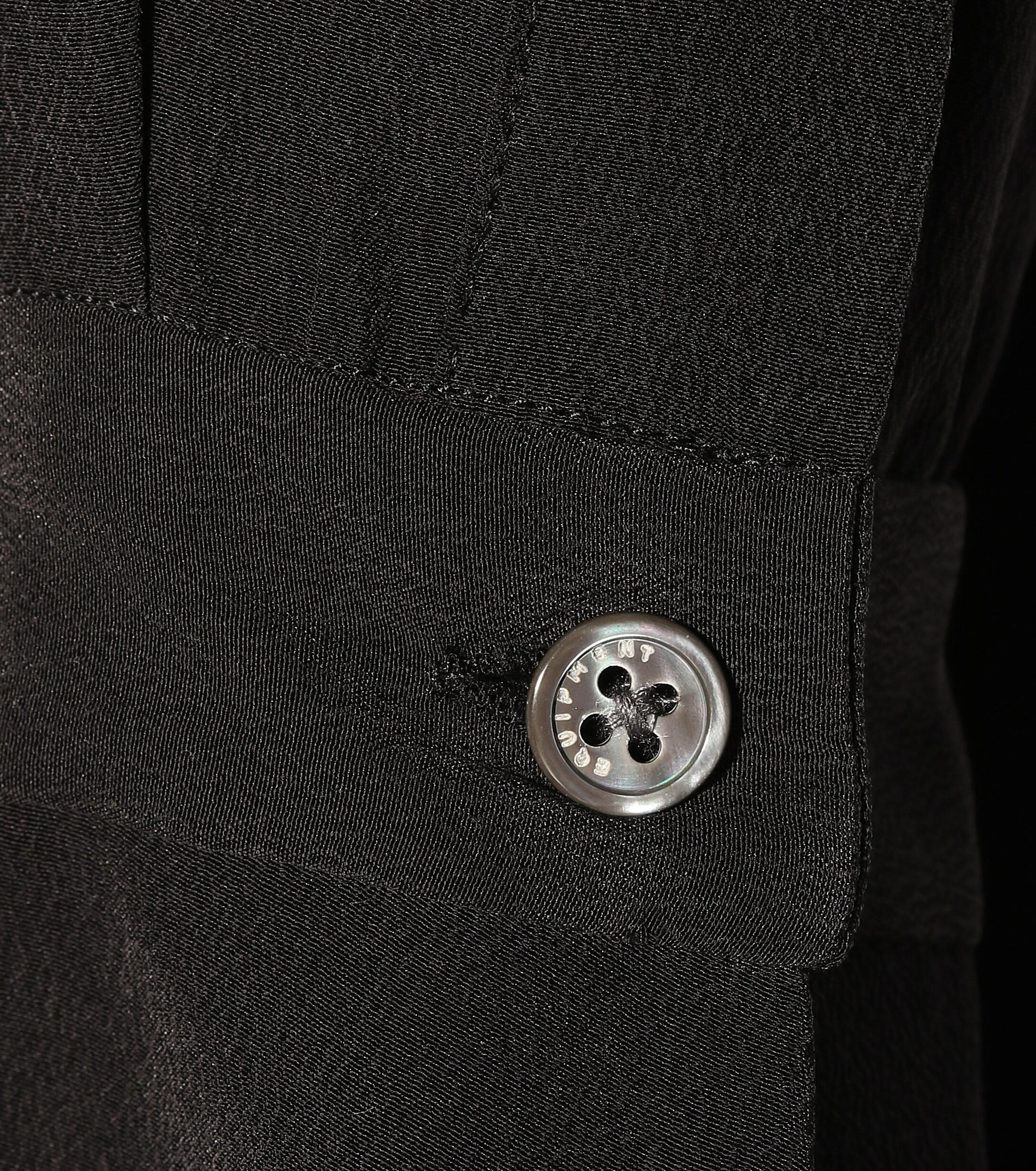 Robe en soie Granger Soie Equipment en coloris Noir