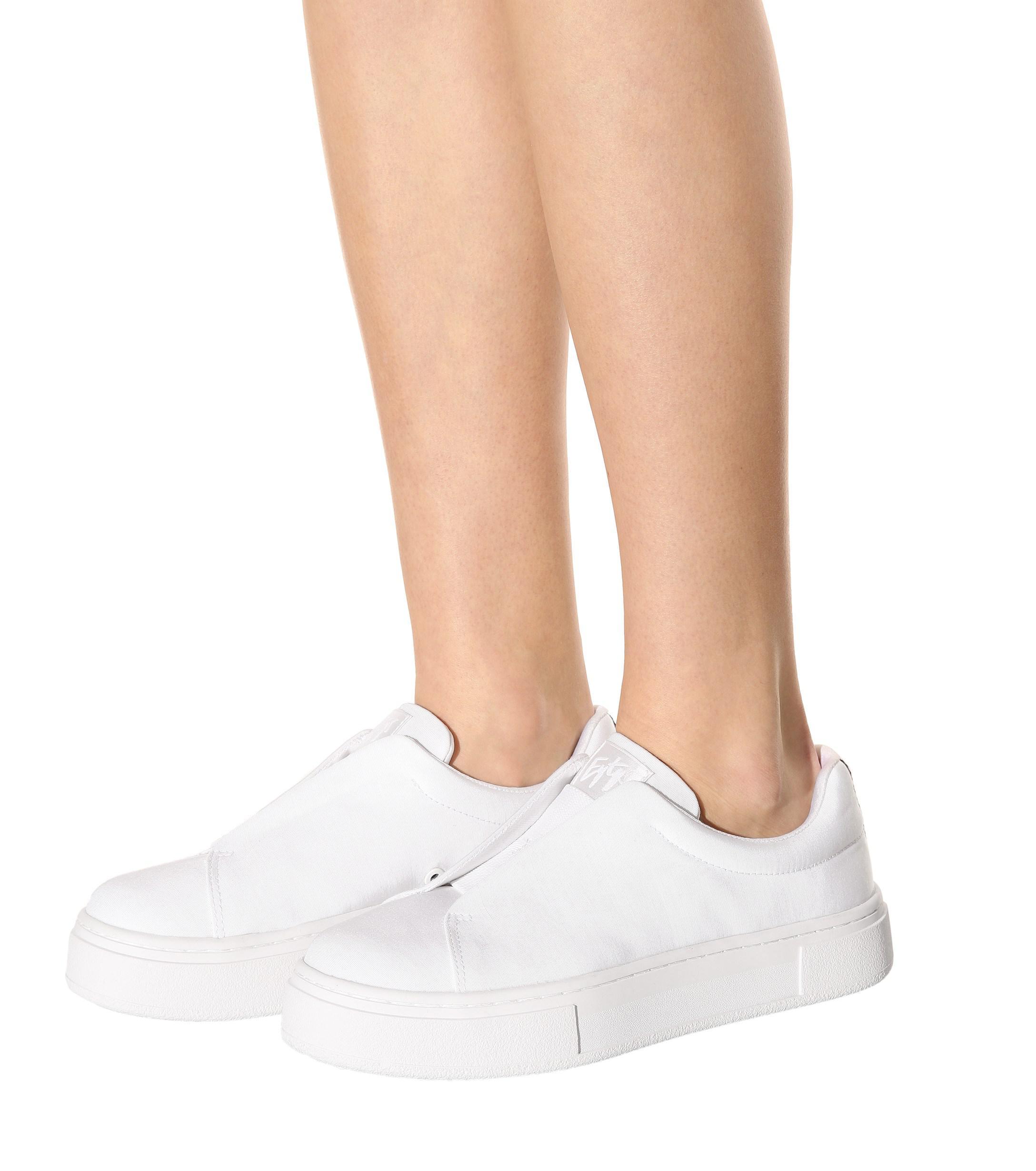 Eytys Doja Slip-on Sneakers in White - Lyst