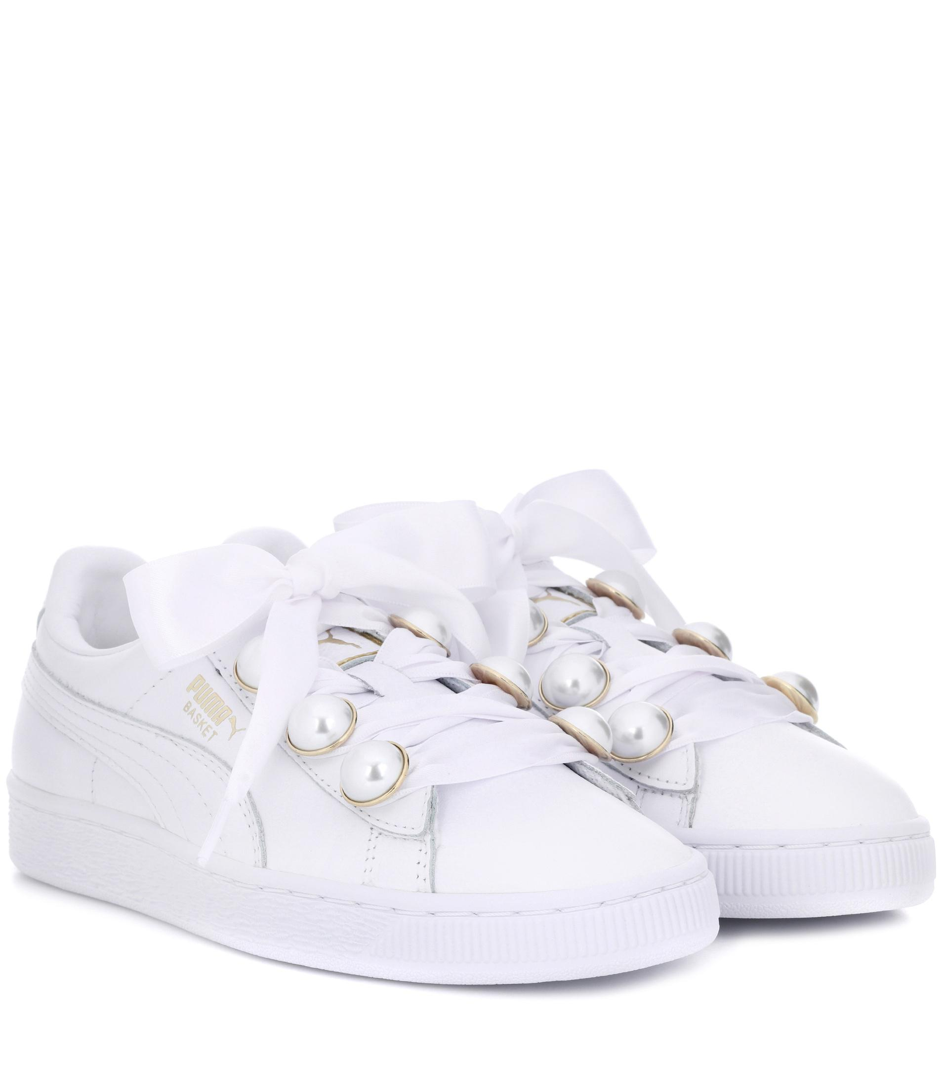 nice shoes hot-selling cheap new release Basket Bling Trainers White