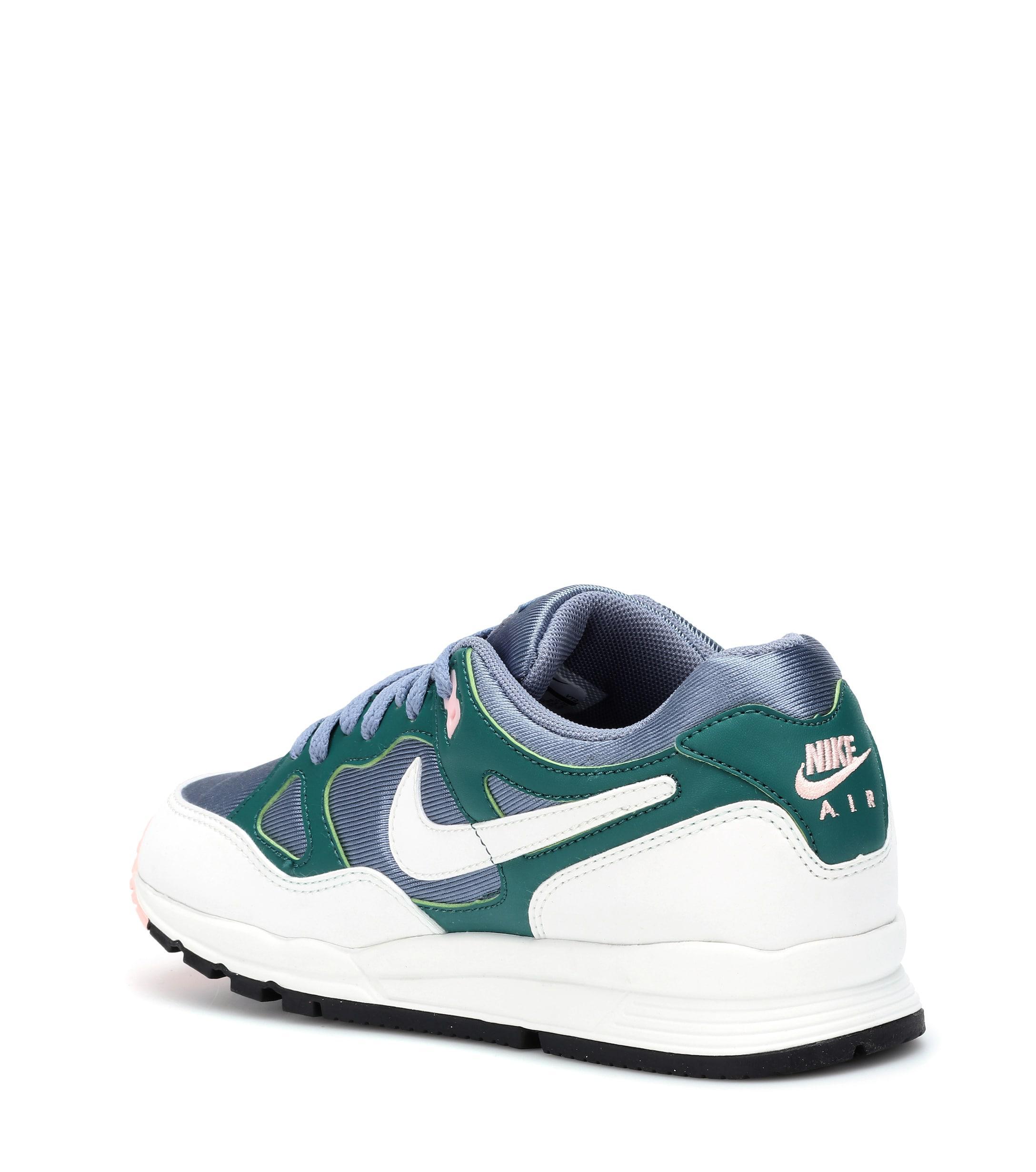 Nike Air Span Ii Sneakers in Blue