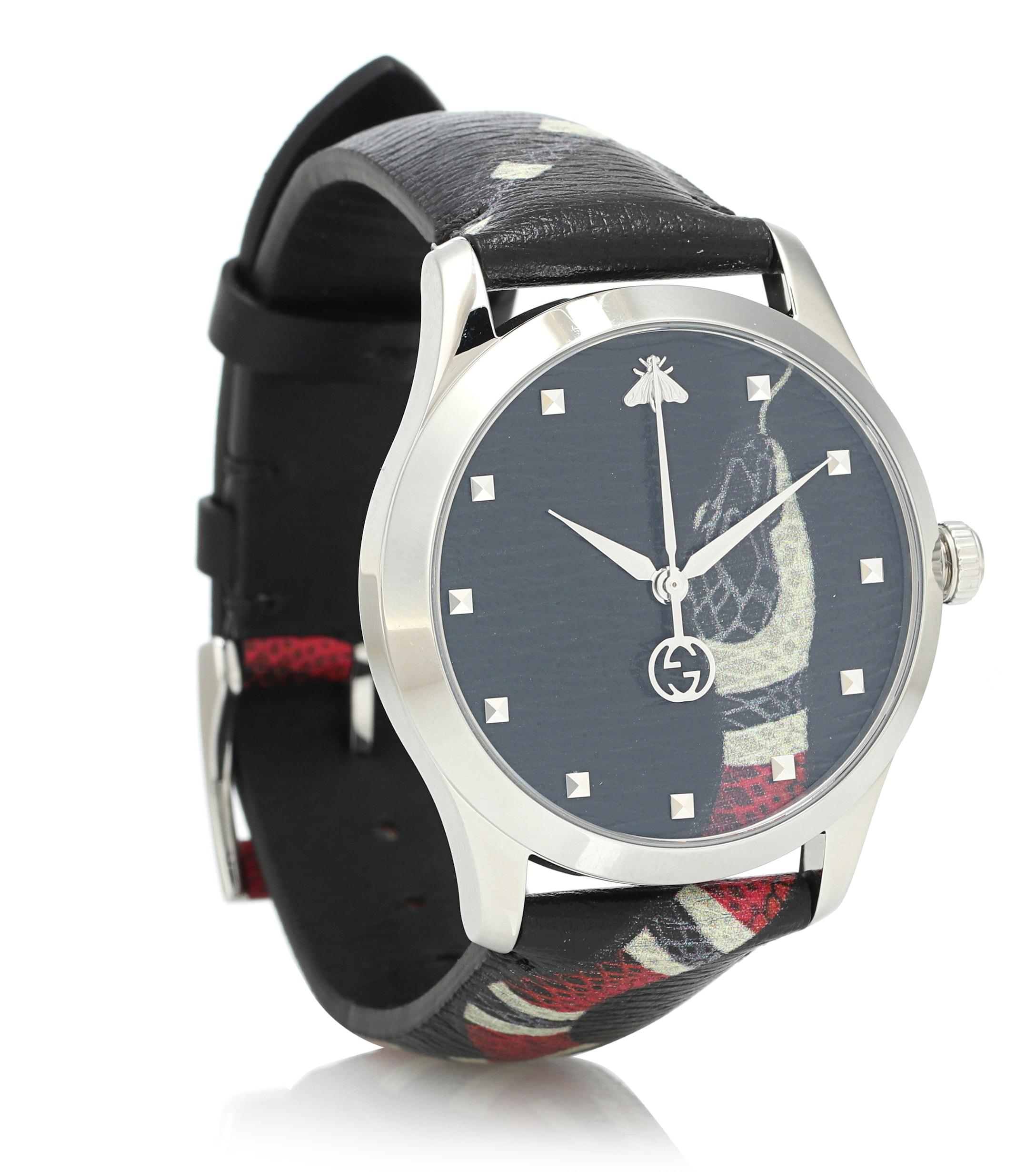 a9b4f60ce Lyst - Reloj Le Marché Des Merveilles Gucci
