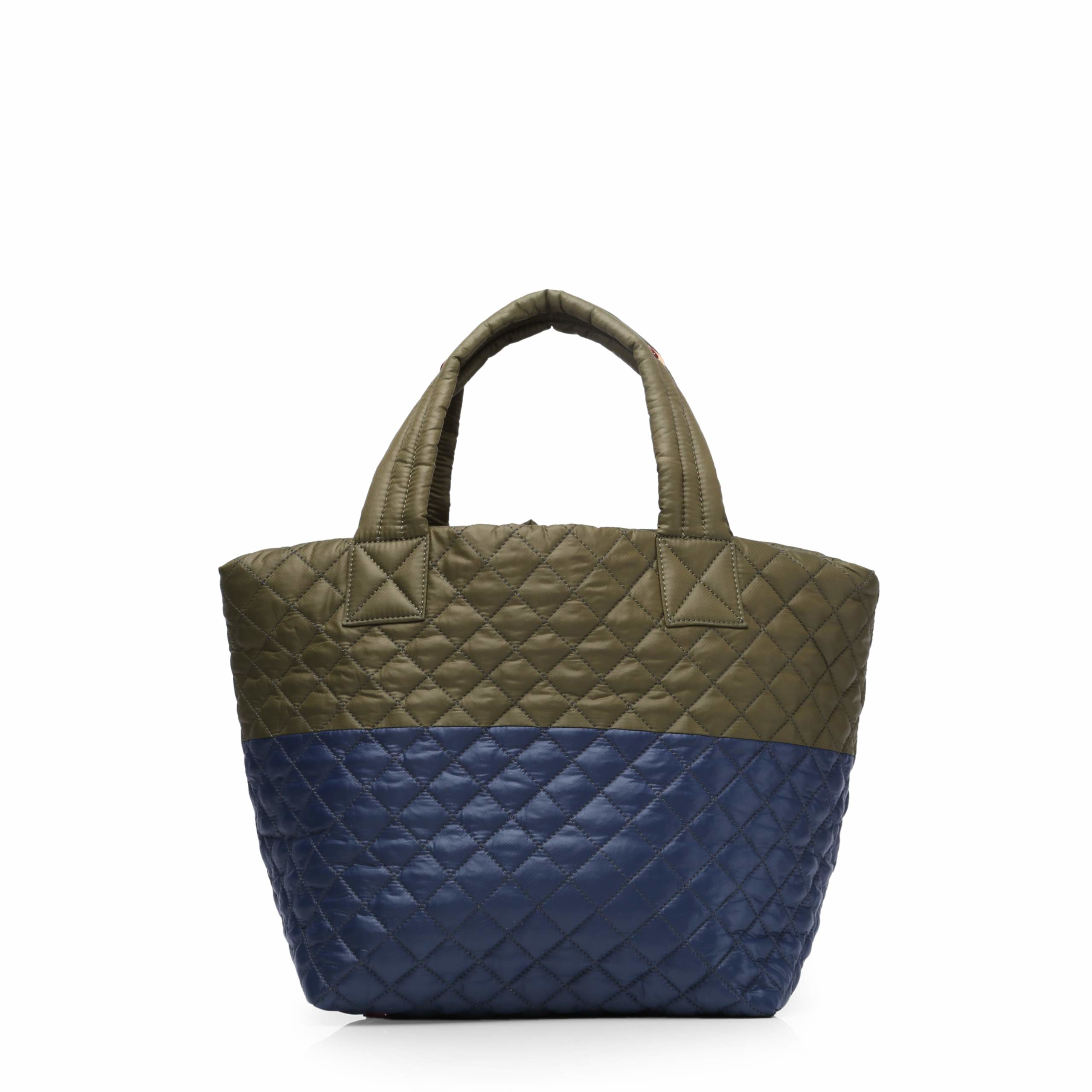 6a1989b0fc Lyst - MZ Wallace Quilted Small Metro Tote in Blue