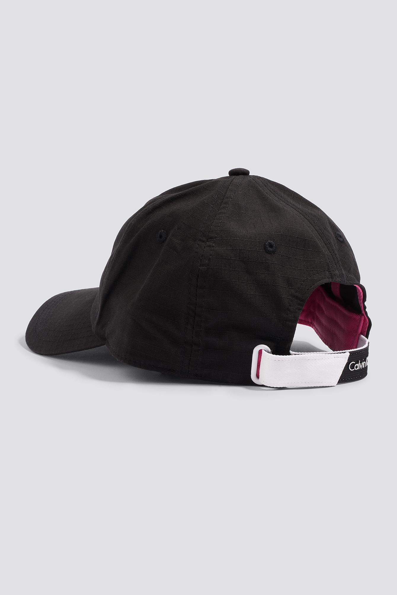 3ecdc5dc824 Lyst - Calvin Klein 1978 Baseball Cap Black in Black