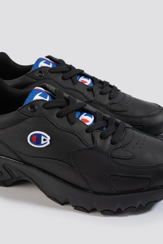 Champion Cwa Low Cut Leather Sneaker