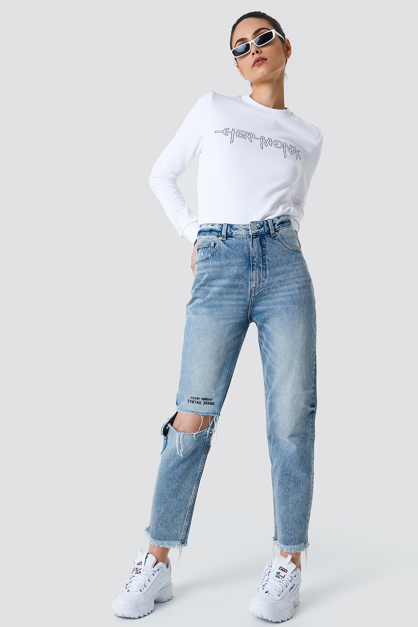REPLAY Alexys Jeans Straight Donna