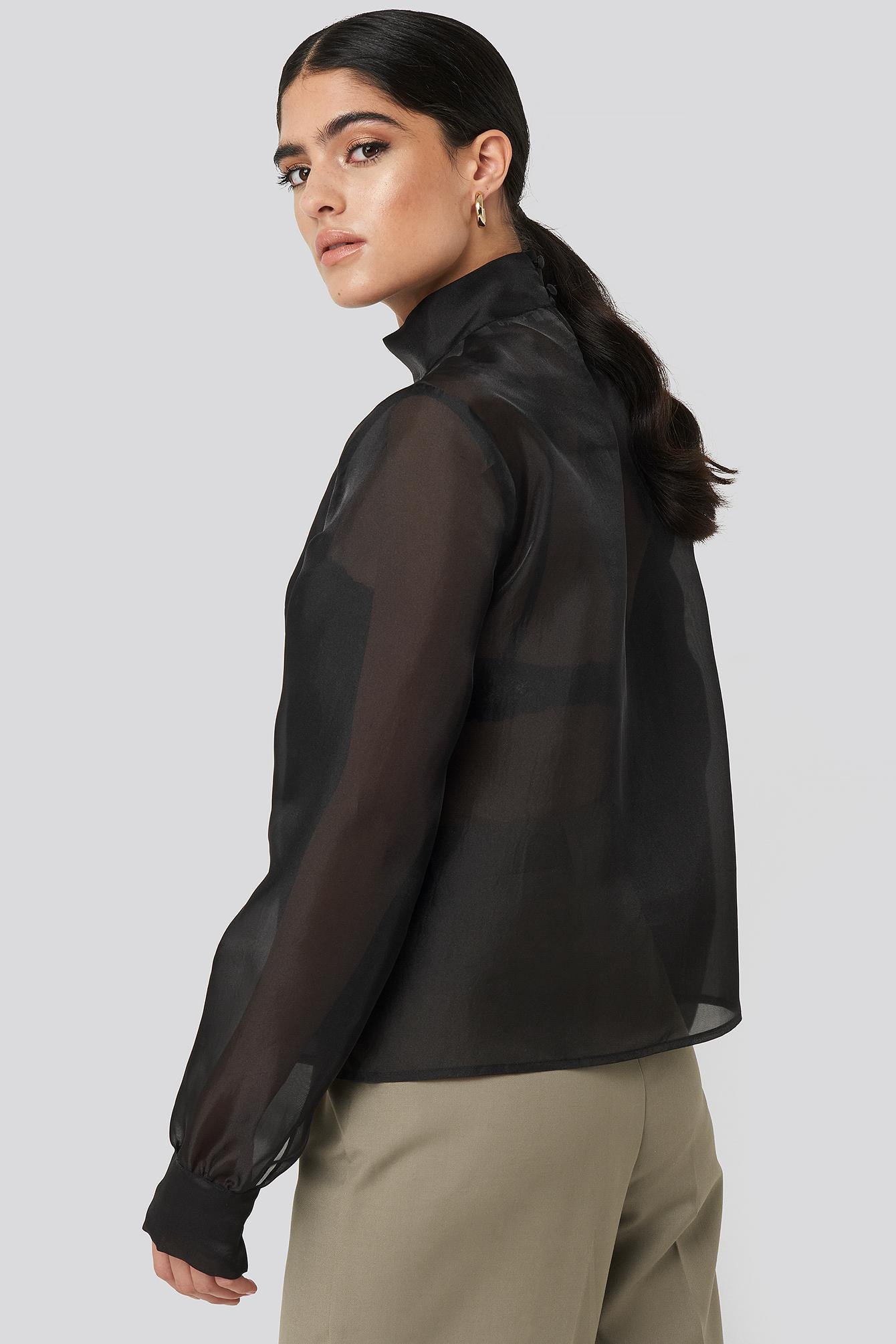 Eileen Fisher Synthetic Scoop-neck Sleeveless Skirt-wrap