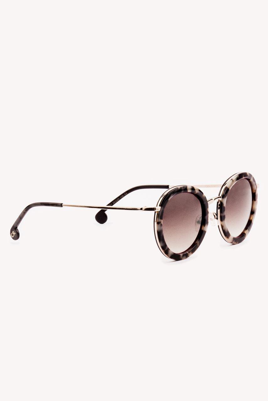Colourful Rebel Twiggy Sunglasses in Ash Grey (Grey)