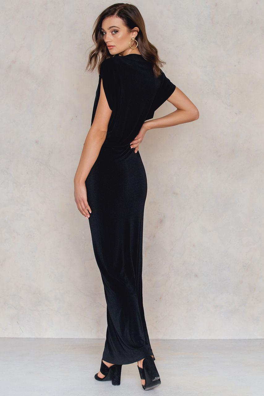 1cc1bff2a7fa By Malene Birger Nasalio Dress in Black - Lyst