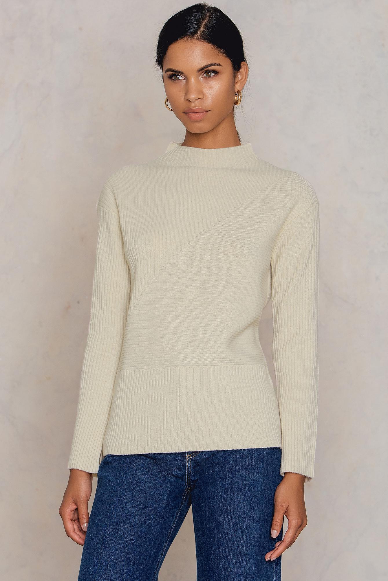 filippa k wool rib pullover