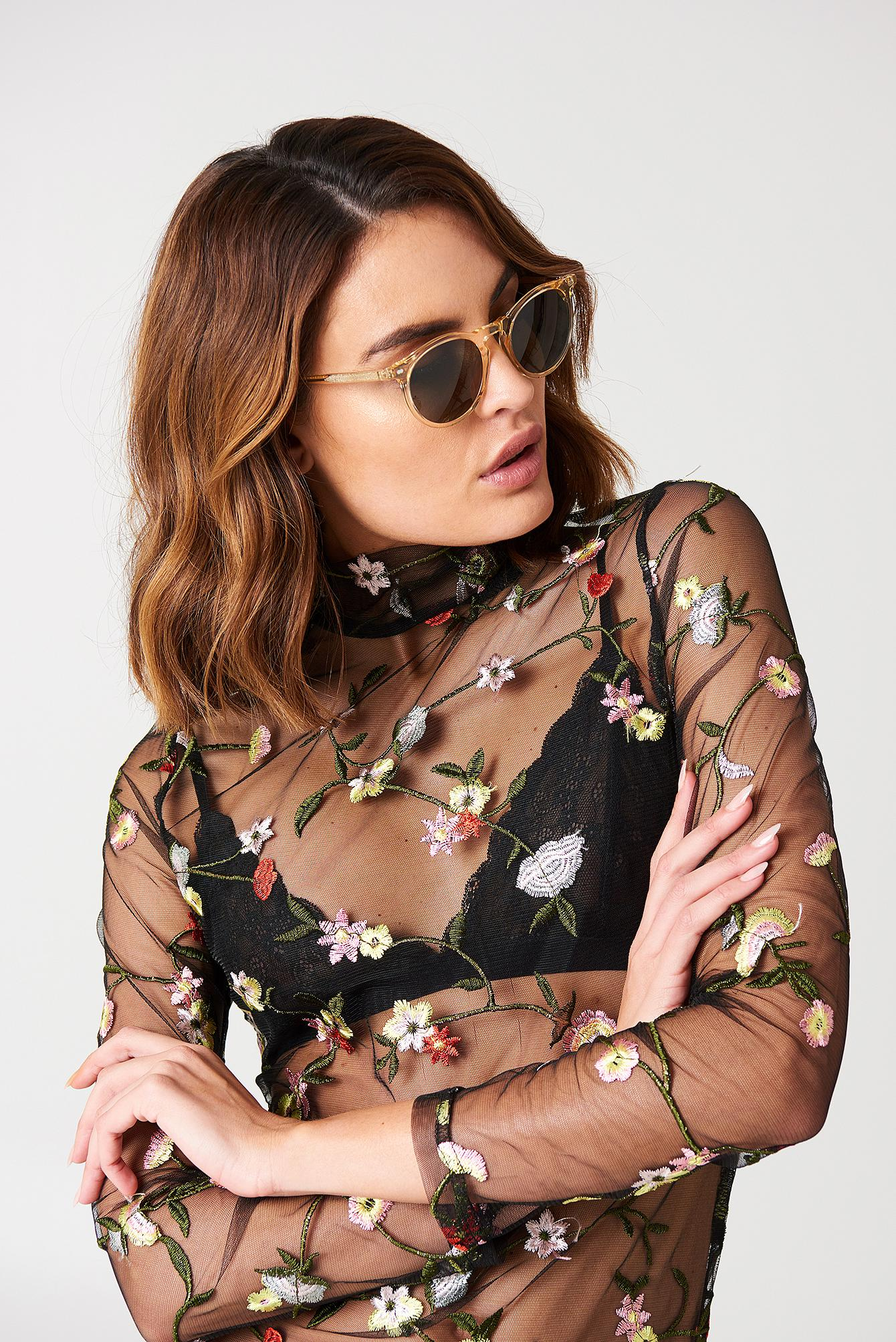 Christopher Cloos Paloma Sunglasses