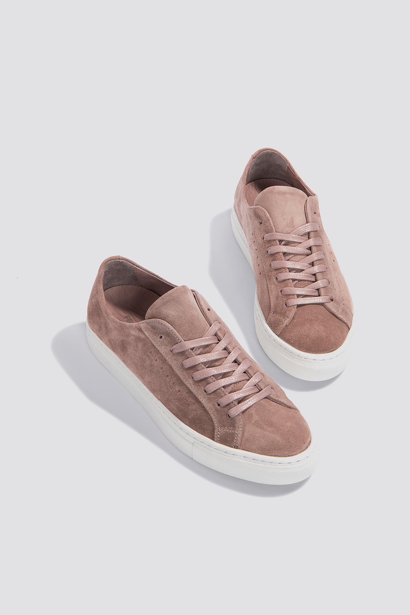 Filippa K Leather Kate Sneaker - Lyst