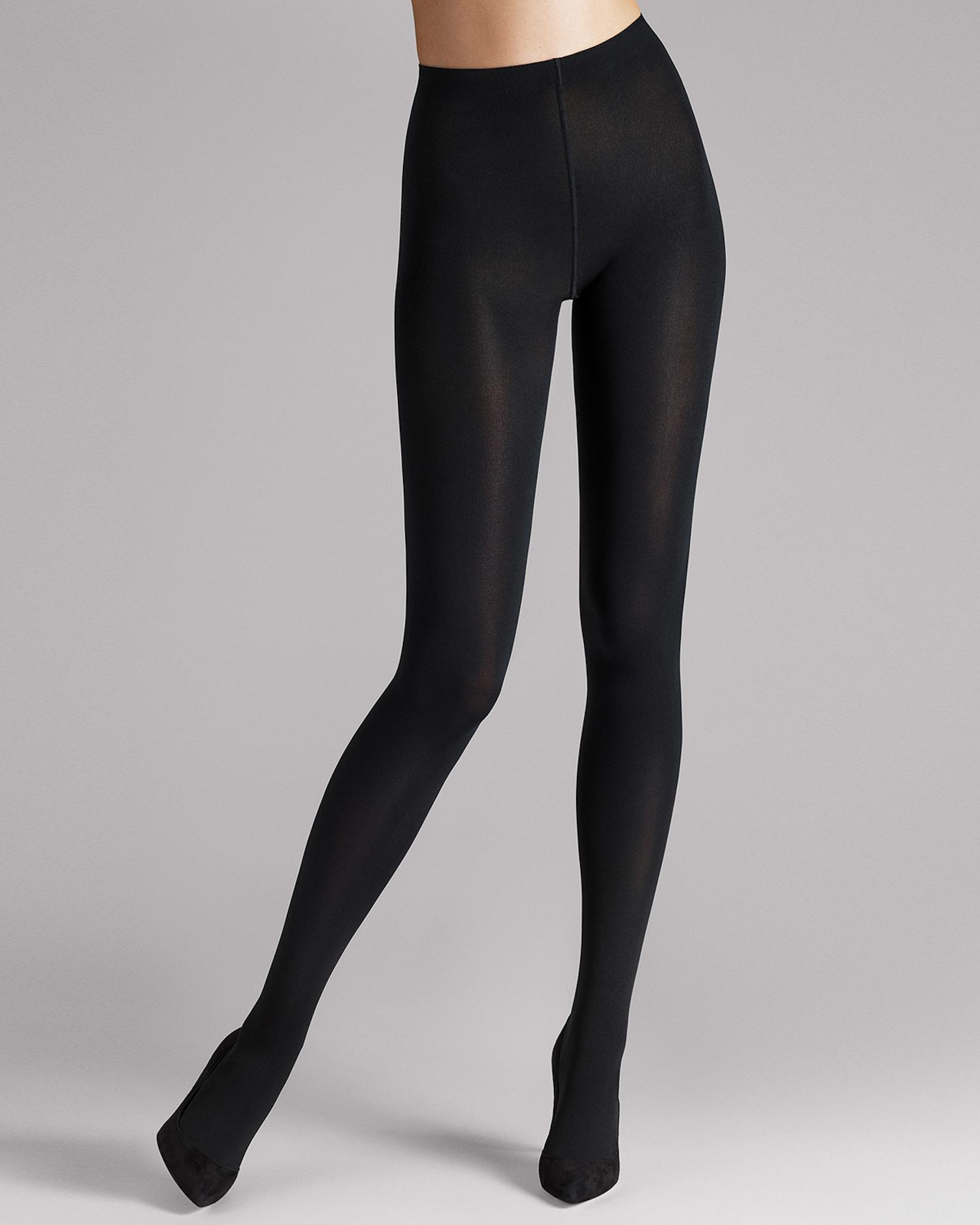 bc036c4bddf Lyst - Wolford Mat Opaque 80 Tights in Black