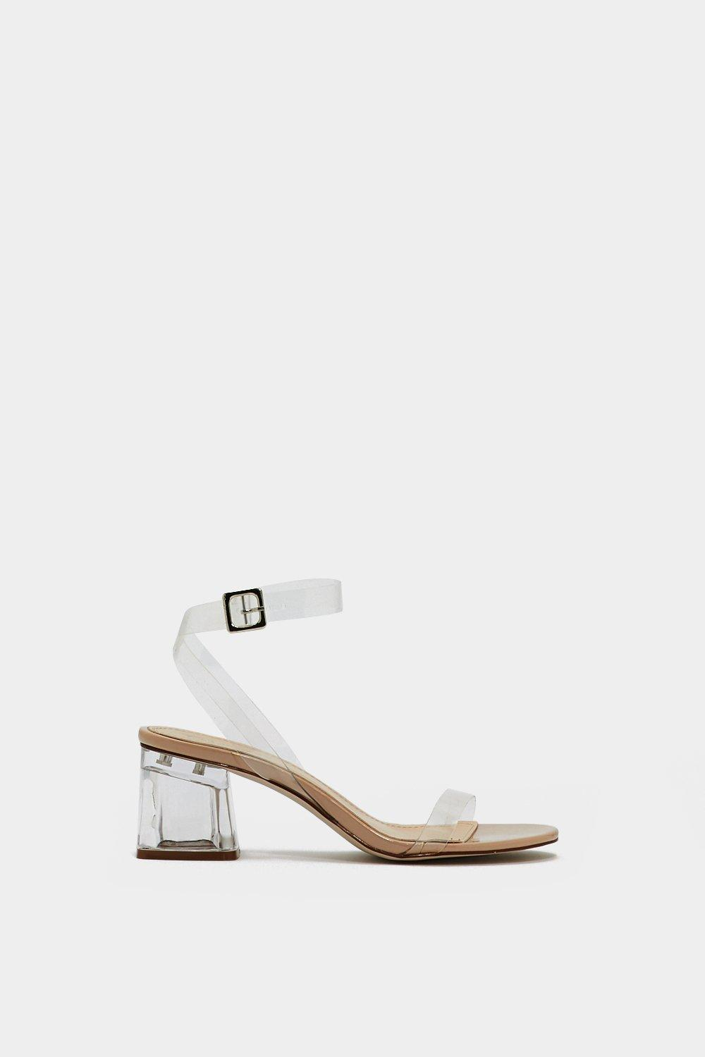 clear The Air Low Heel