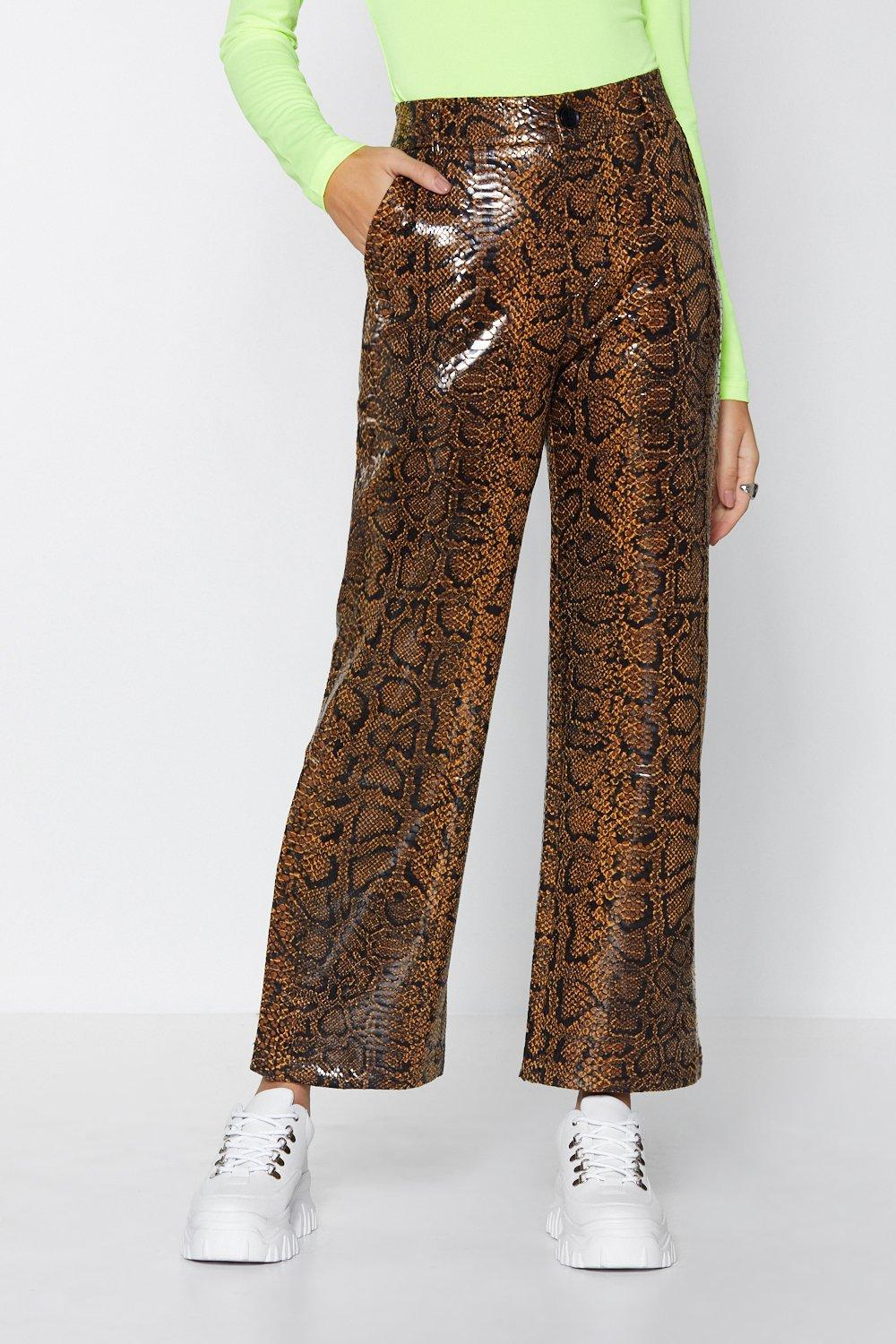 2f3867615d2ccd ... Hiss Independent Snake Pants - Lyst. View fullscreen