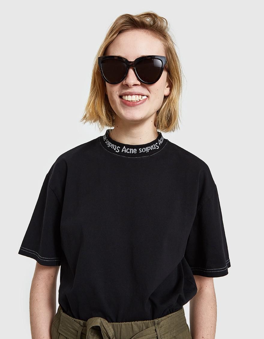 c3e41f0e09 Lyst - Le Specs Liar Liar Sunglasses in Brown